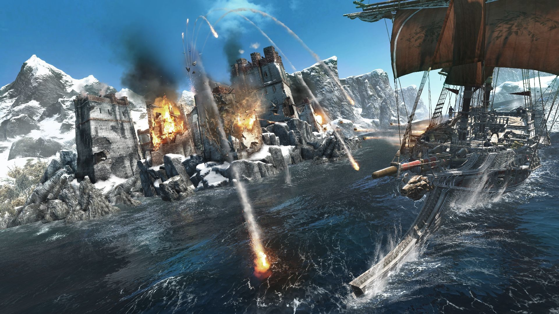 Assassin's Creed Rogue Review: Rogue Rage