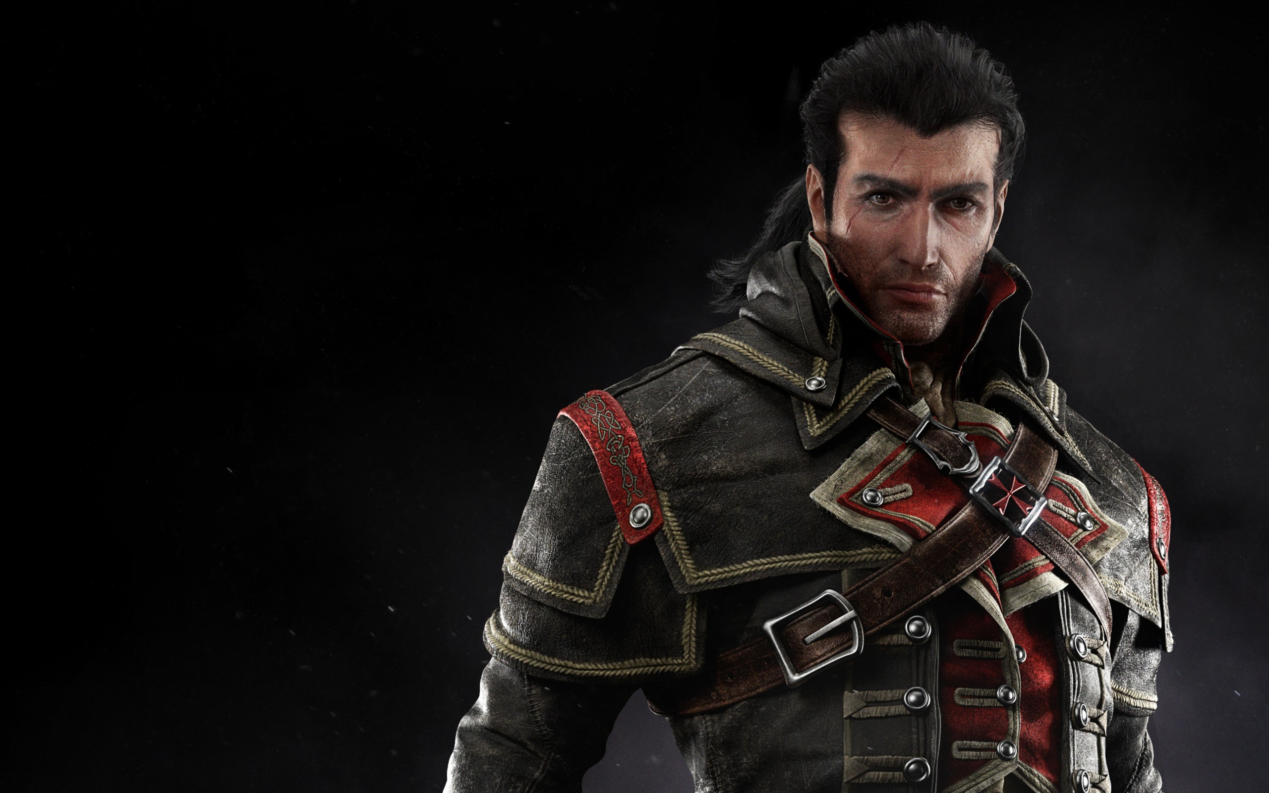 Assassin's Creed Rogue Wallpaper 2014 Video Game Character Shay Cormac. Â«