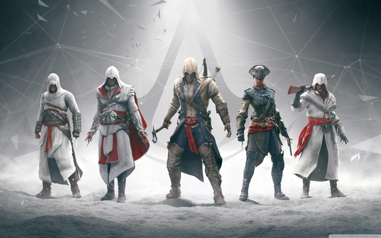 Assassins Creed Brotherhood Wallpapers Wallpaper   HD Wallpapers    Pinterest   Assassins creed and Wallpaper