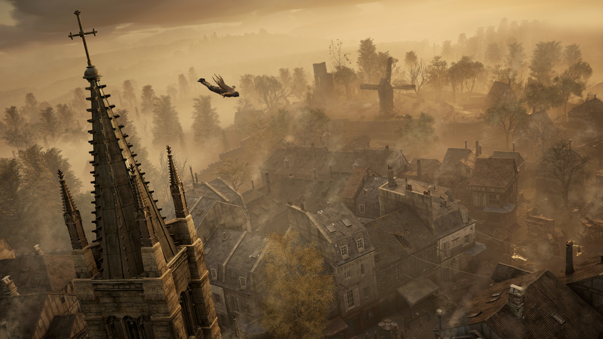 Grim looking Assassin's Creed Unity: Dead Kings DLC Screenshots and Concept  Art Revealed