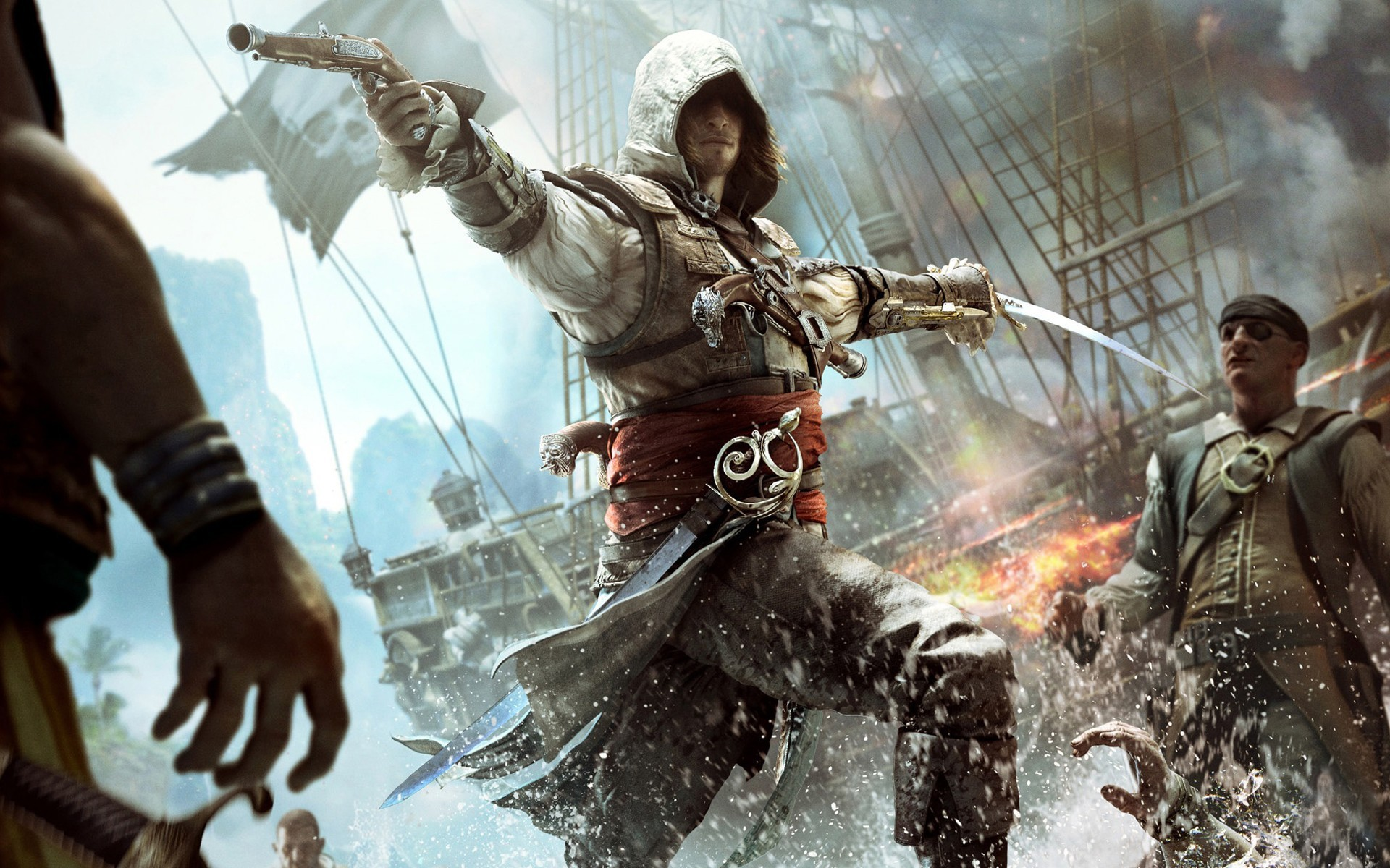 74 Assassins Creed Rogue Wallpaper 1080p Images, Photos, Reviews