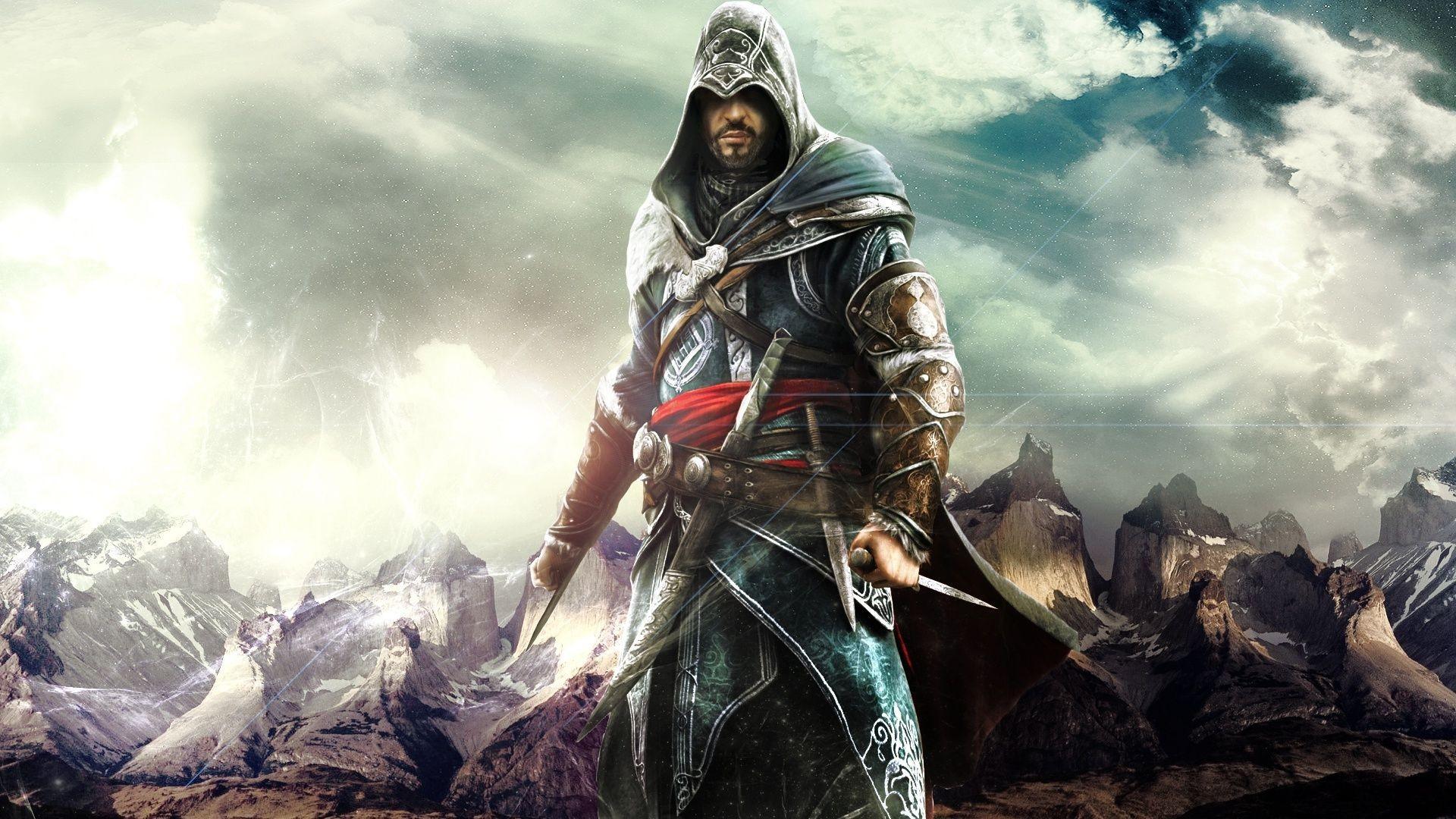 Assassin's Creed: Revelations HD Wallpaper 1920×1080