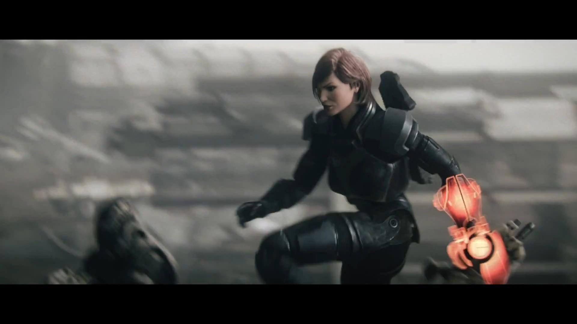 Mass Effect 3 – FemShep by Mass Effect Femshep Wallpaper Hd
