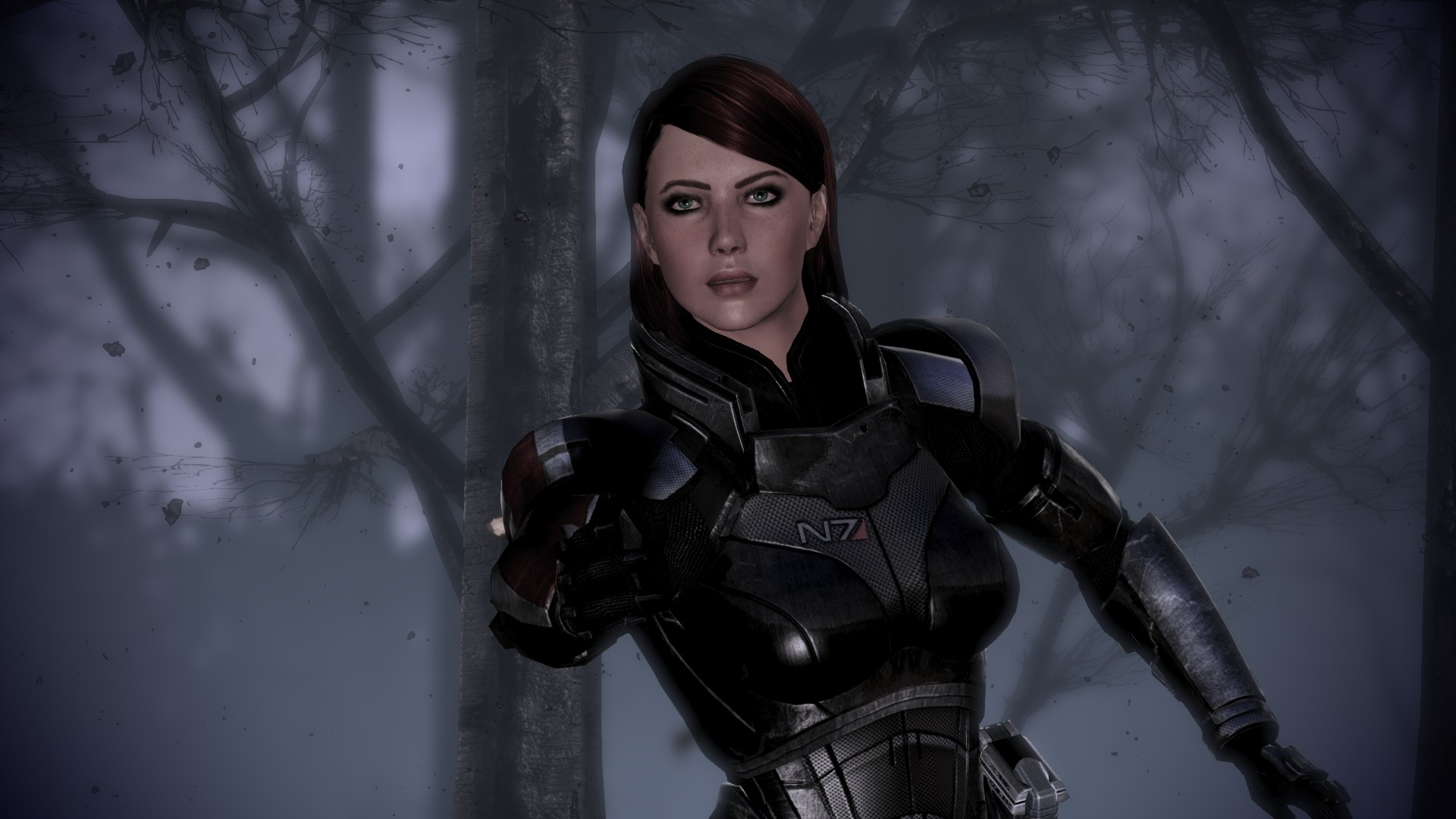 ELE Default Femshep Replacer at Mass Effect 3 Nexus – Mods and community