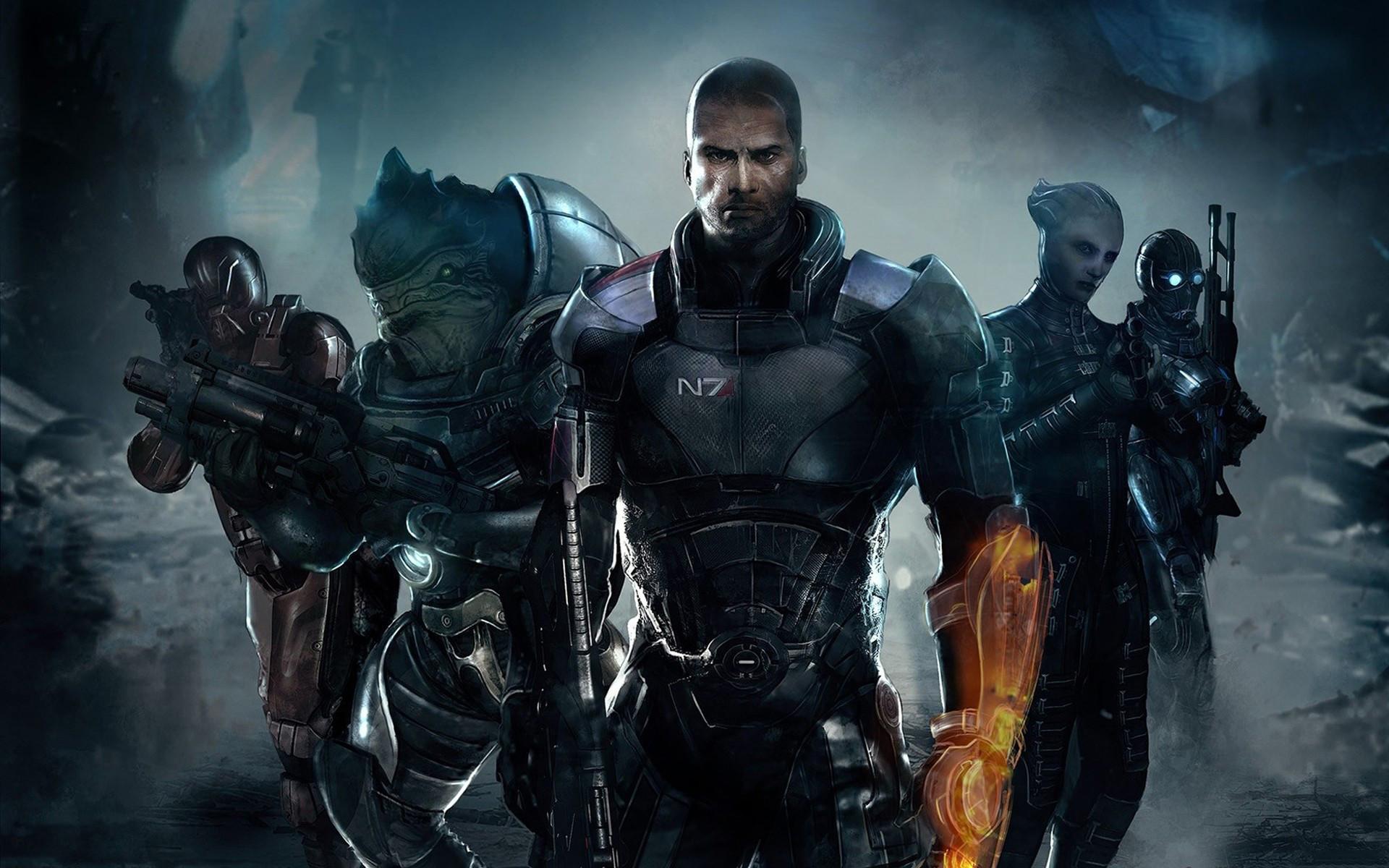 HD Wallpaper | Background ID:216031. Video Game Mass Effect 3