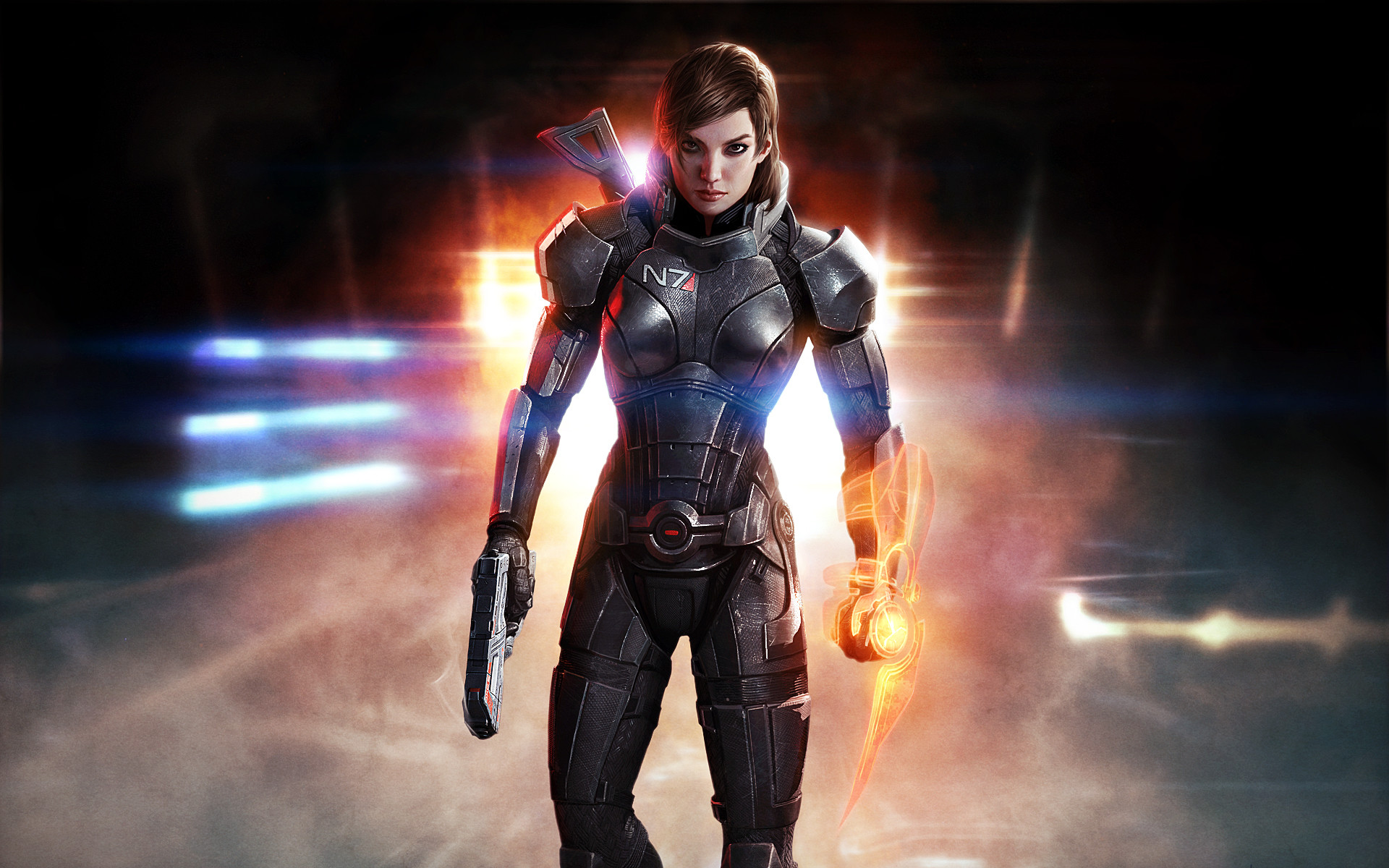 … WillhelmKranz Mass Effect 3 – JerichoFemshep by WillhelmKranz