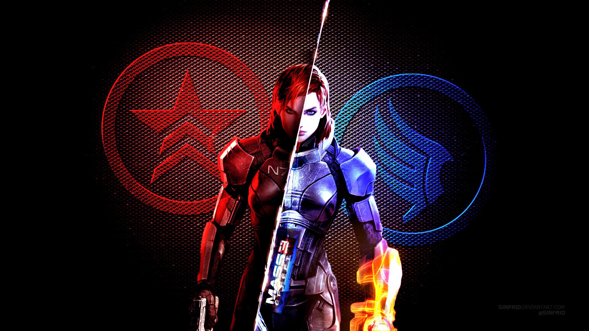 … Mass Effect 3 Wallpaper 02 by Sinfrid
