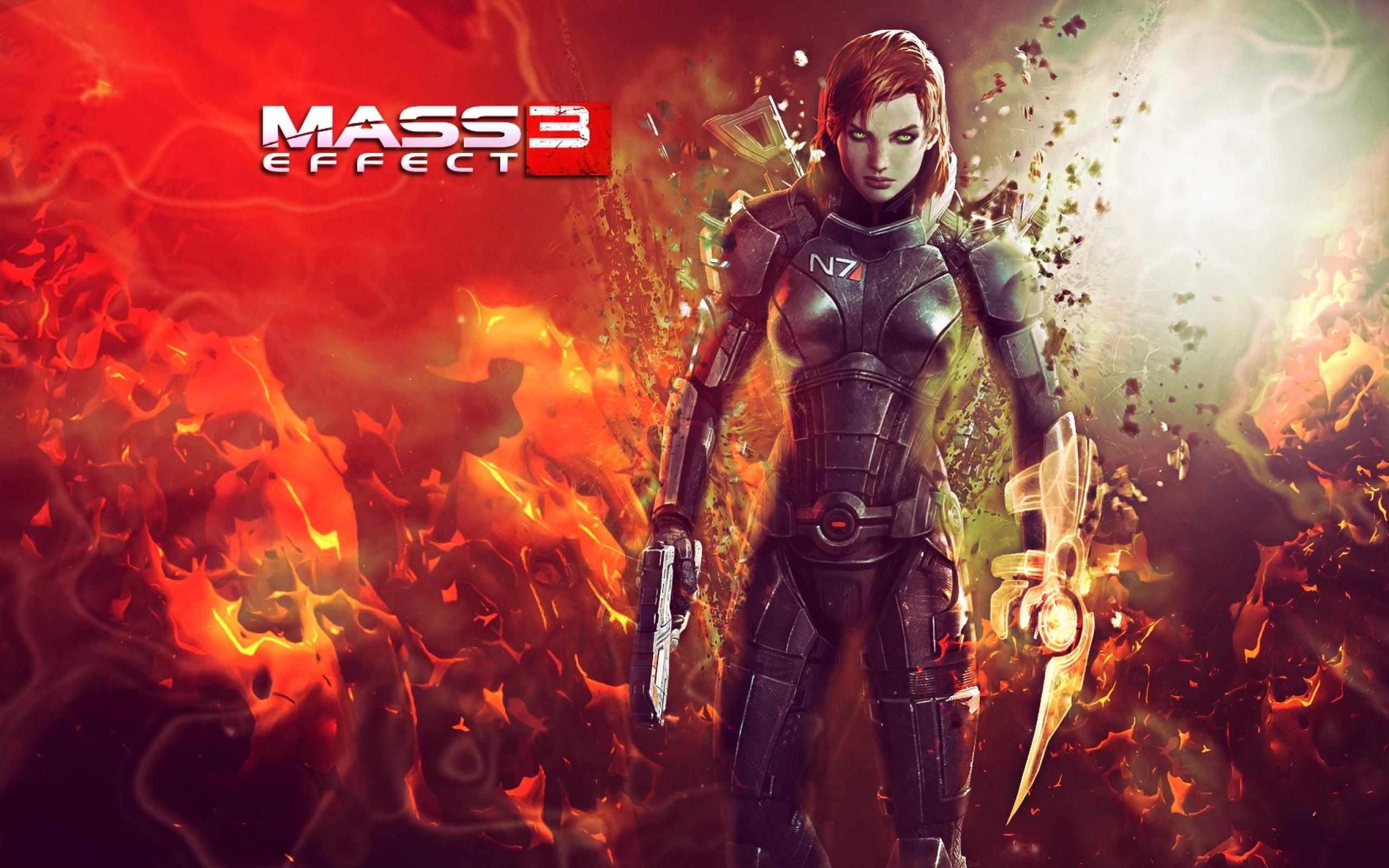 mass effect mass effect 3 femshep commander shepard 1680×1050 wallpaper Art  HD Wallpaper