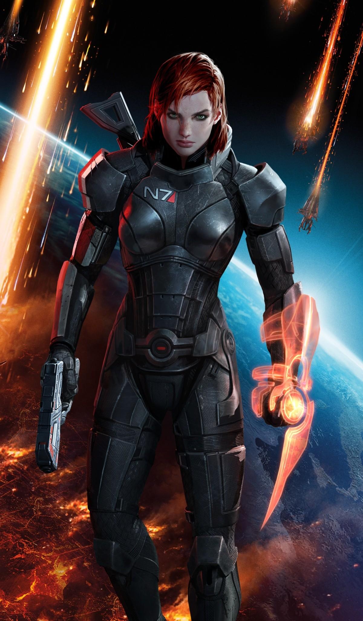 Image – Mass-Effect-3-the-real-female-shepard.jpg | Halo Fanon | FANDOM  powered by Wikia