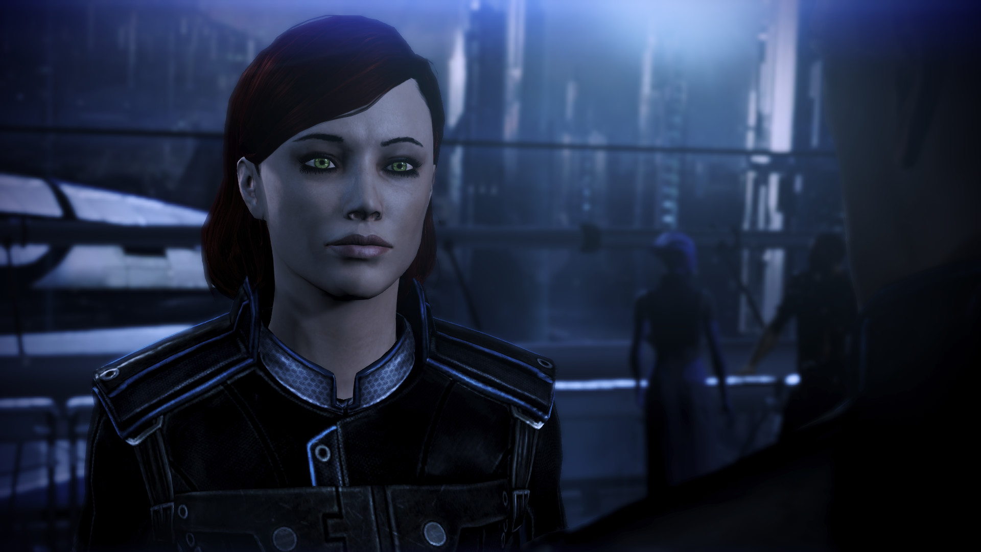 FemShep Mass Effect 3 by Usmovers02 FemShep Mass Effect 3 by Usmovers02