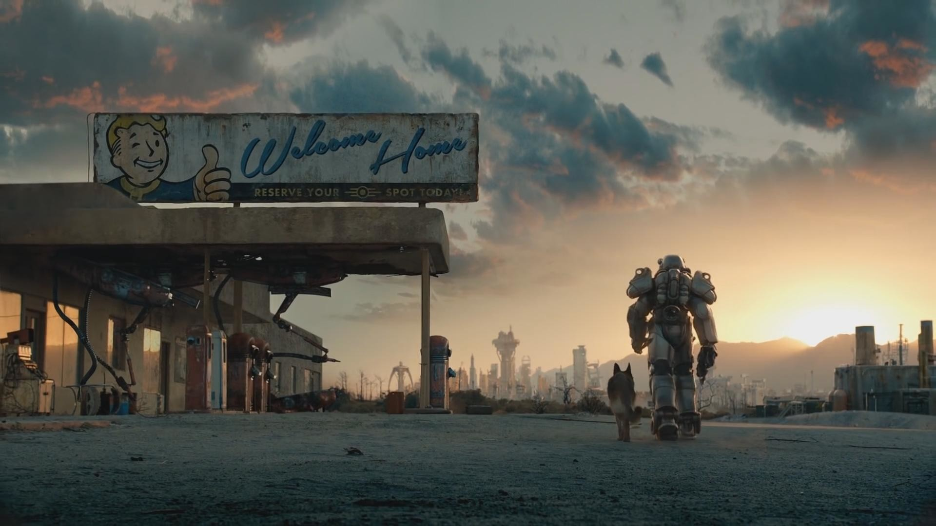 MediaA Fallout 4 Wallpaper for those that are interested.