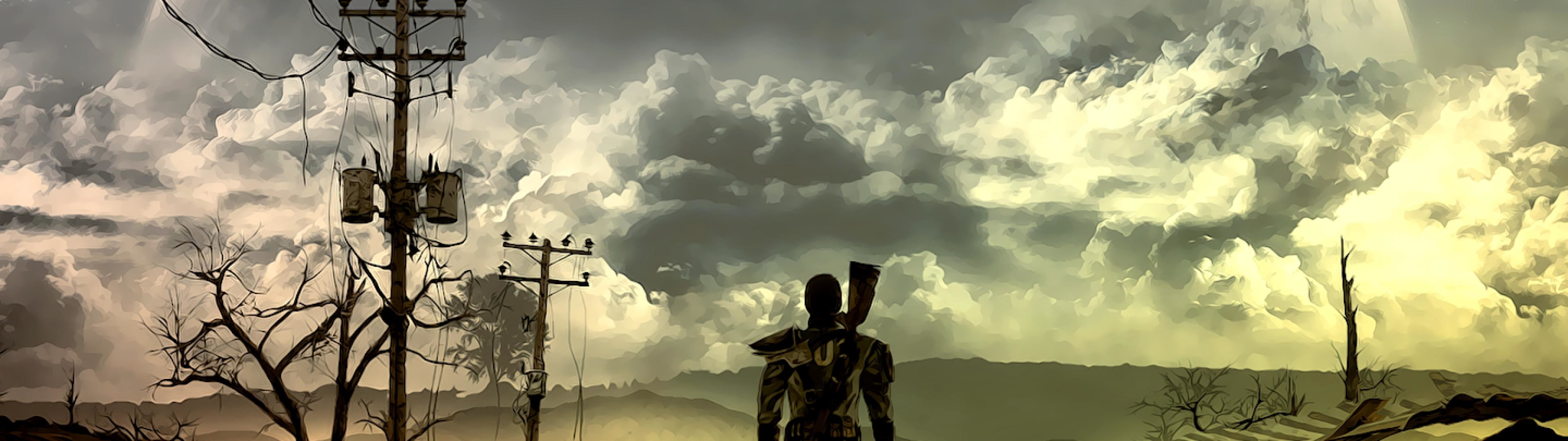 fallout new vegas Ultra or Dual High Definition: 2560×1440 .