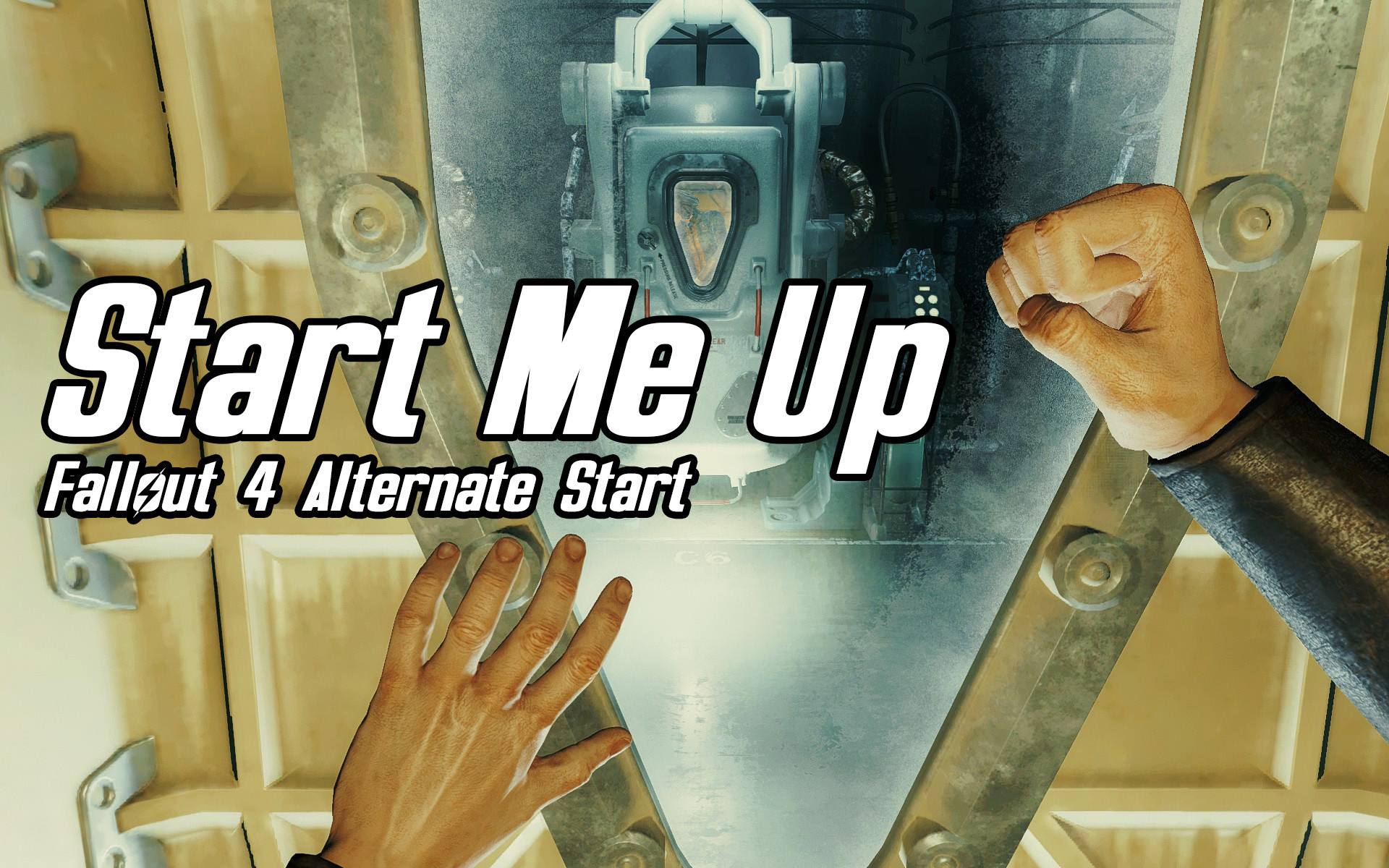 Start Me Up – Alternate Start and Dialogue Overhaul at Fallout 4 Nexus –  Mods and community