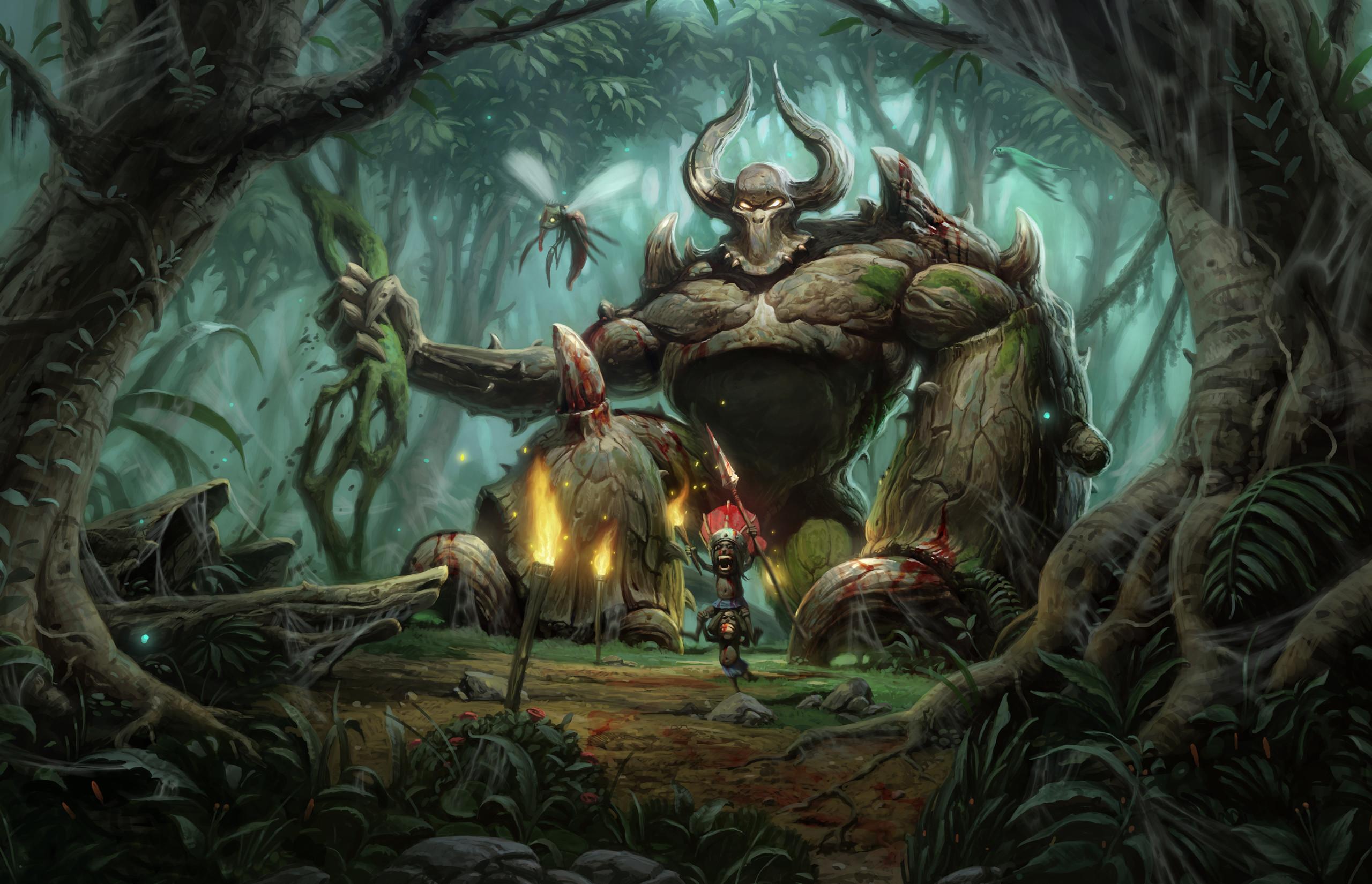 Wallpaper Diablo Diablo II Games Diablo 2