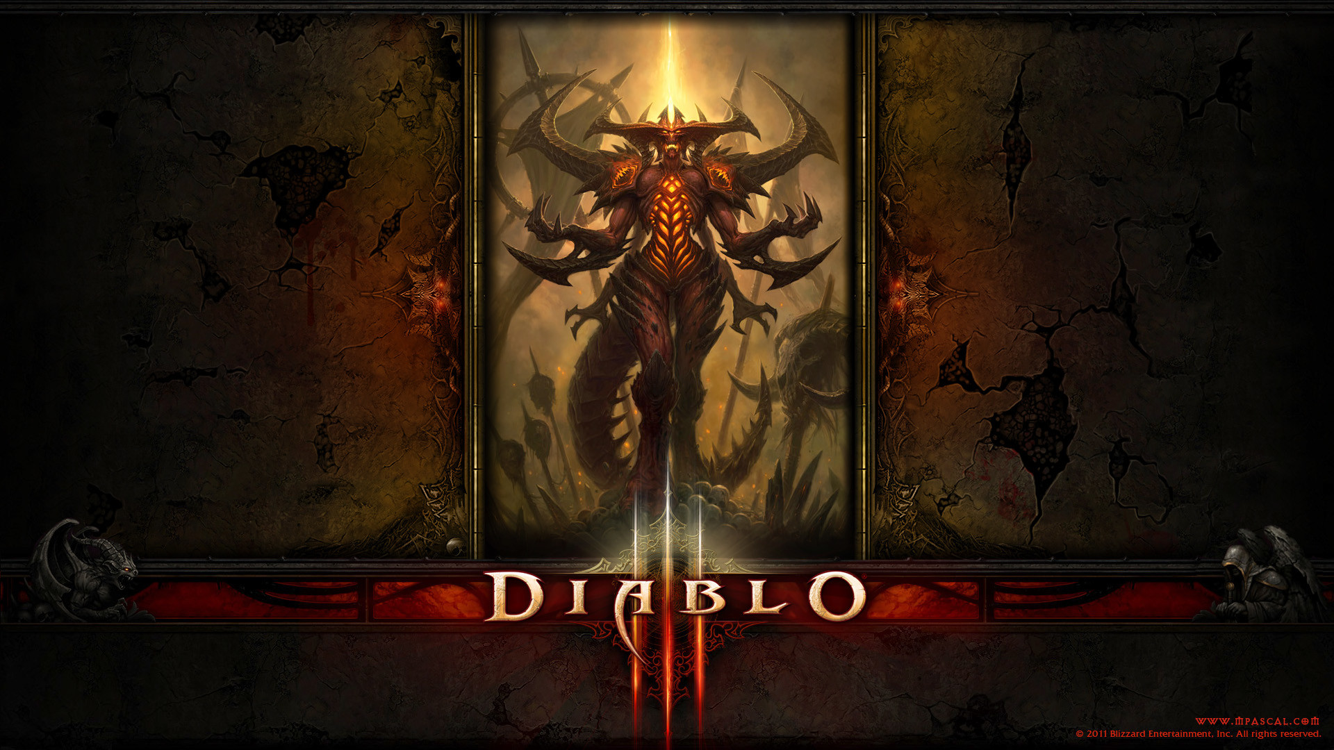 Wallpaper – Diablo 3 New Diablo Wallpaper by Panperkin