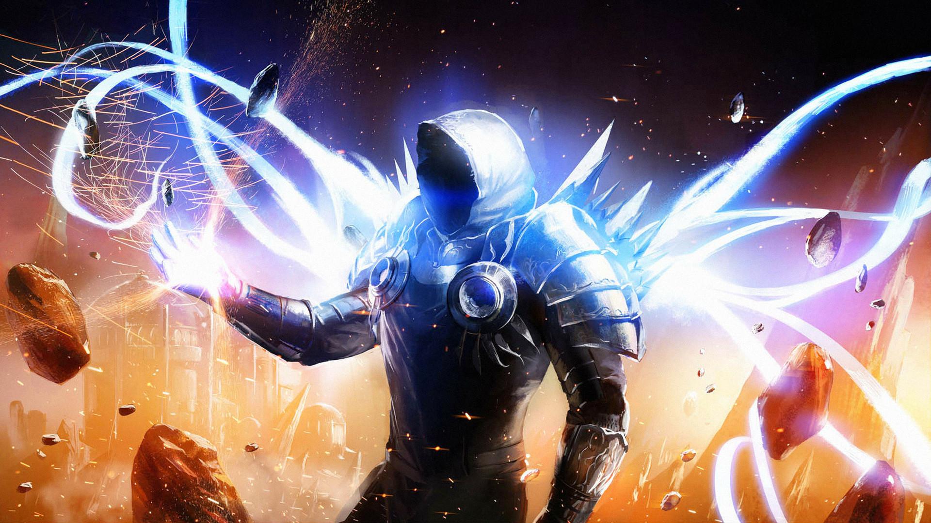 Diablo 3 Reaper of Souls Tyrael HD Wallpaper