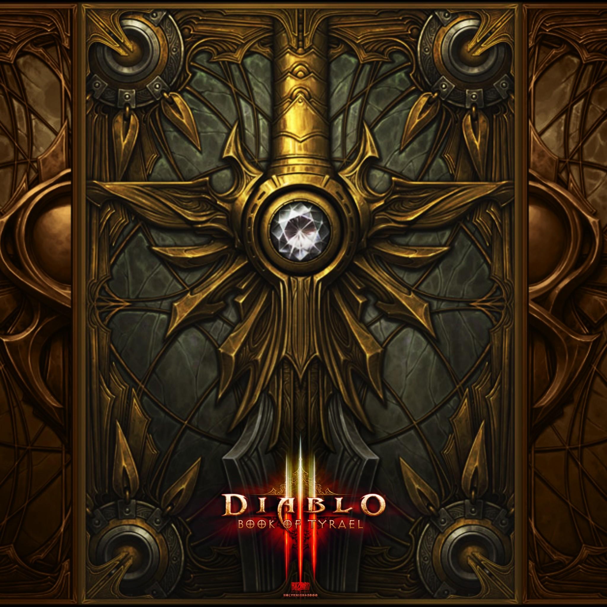 Wallpaper diablo 3, sword, weapon