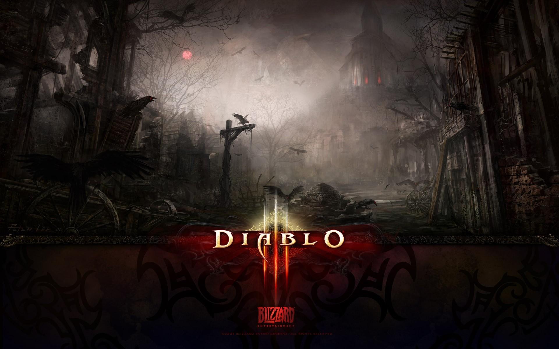 Diablo III Wallpaper Diablo 3 Games Wallpapers