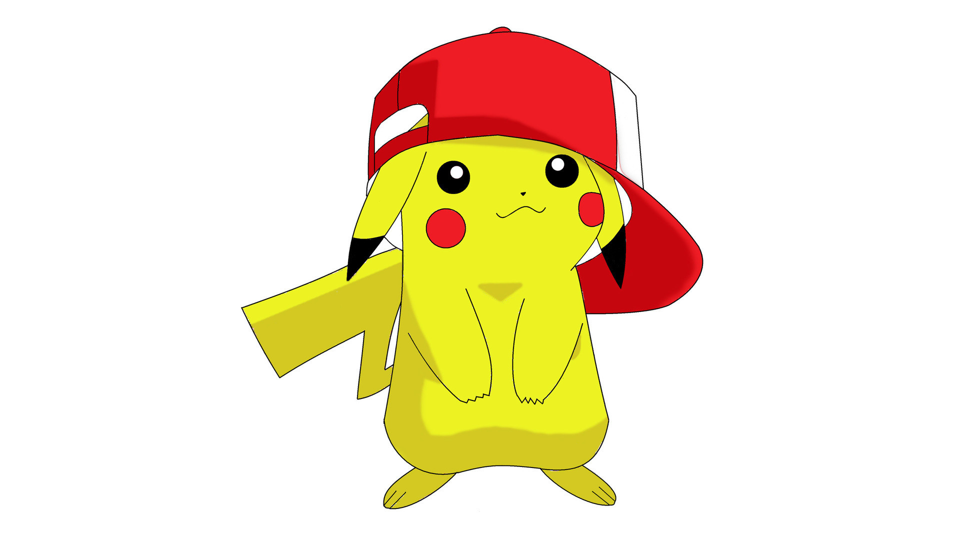 Video Game РPok̩mon Pikachu Wallpaper