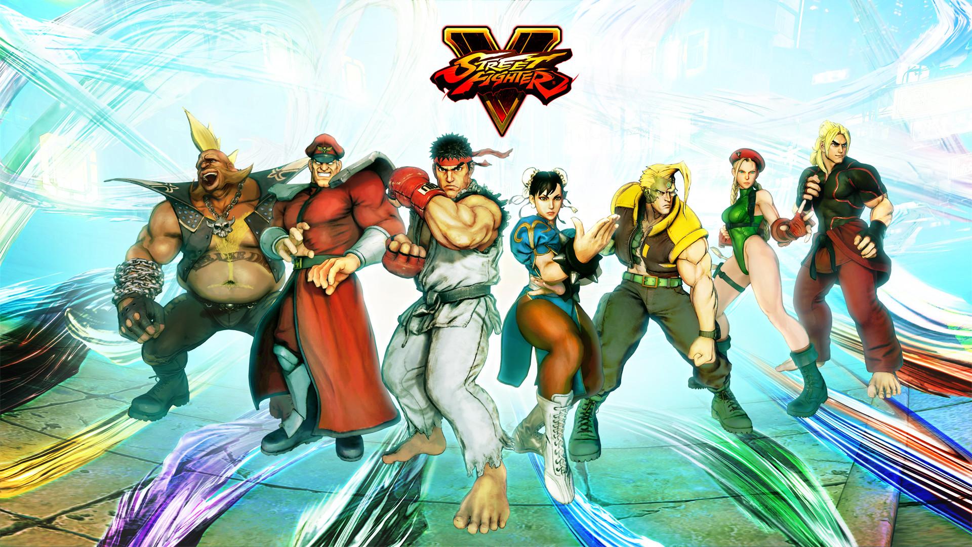 Street Fighter V Wallpaper 2016