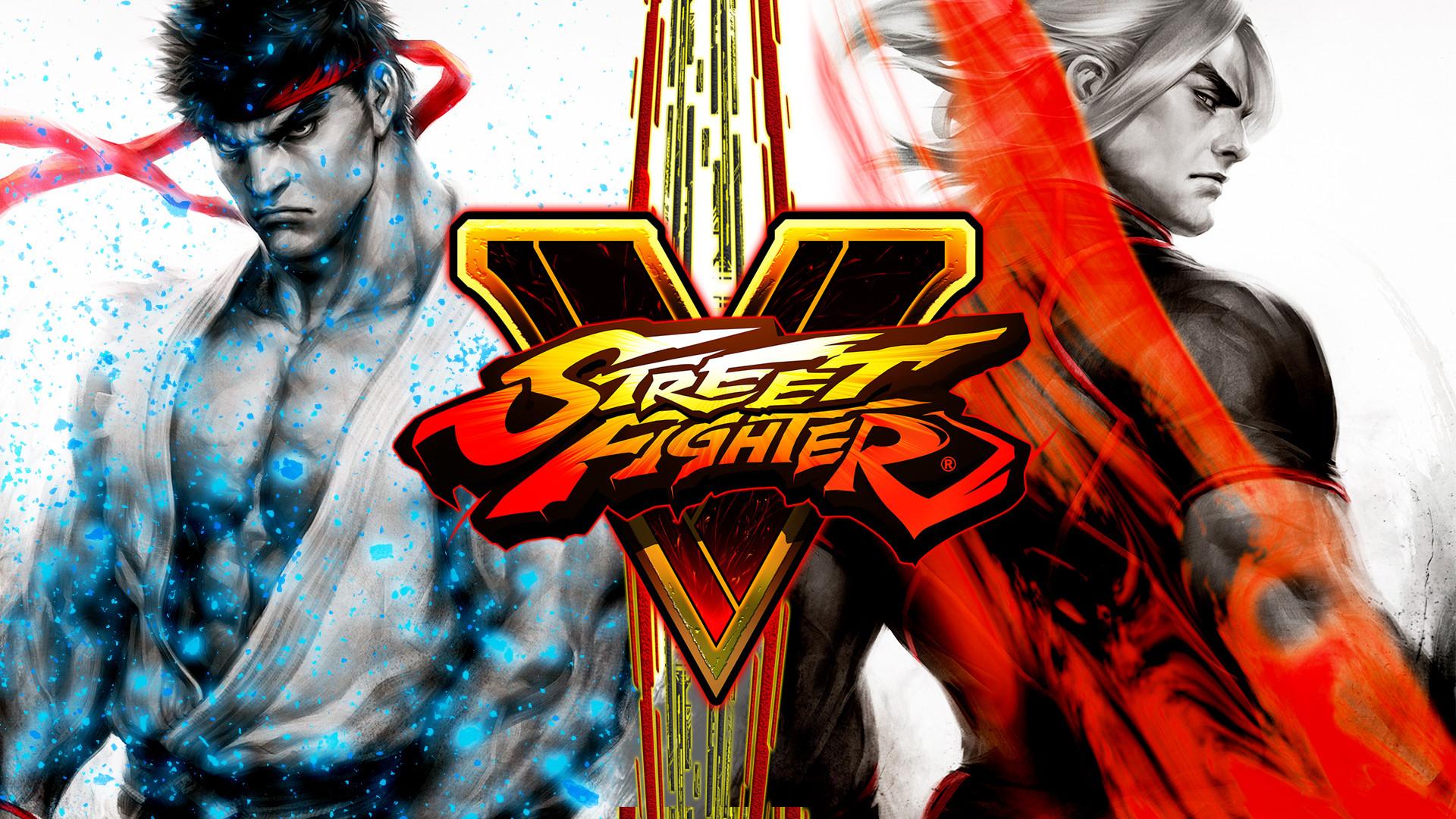 street fighter v wallpaper