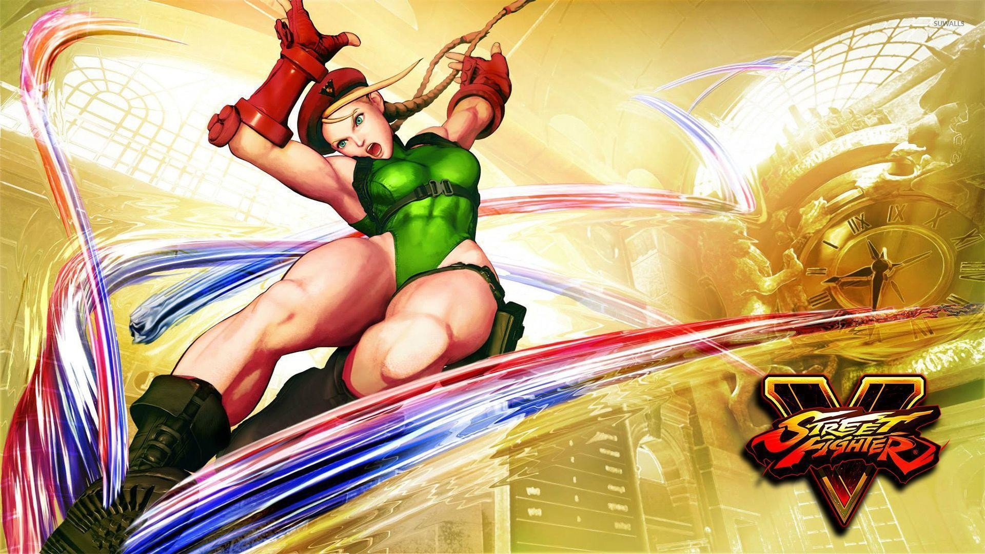 Cammy in Street Fighter V wallpaper – Game wallpapers – #52713
