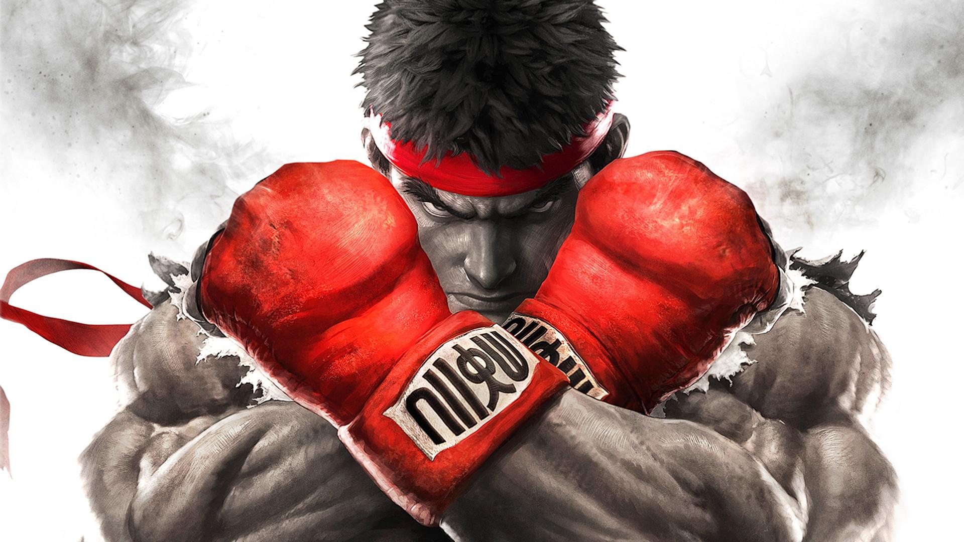 … Street Fighter V Wallpaper 1 by SONICX2011