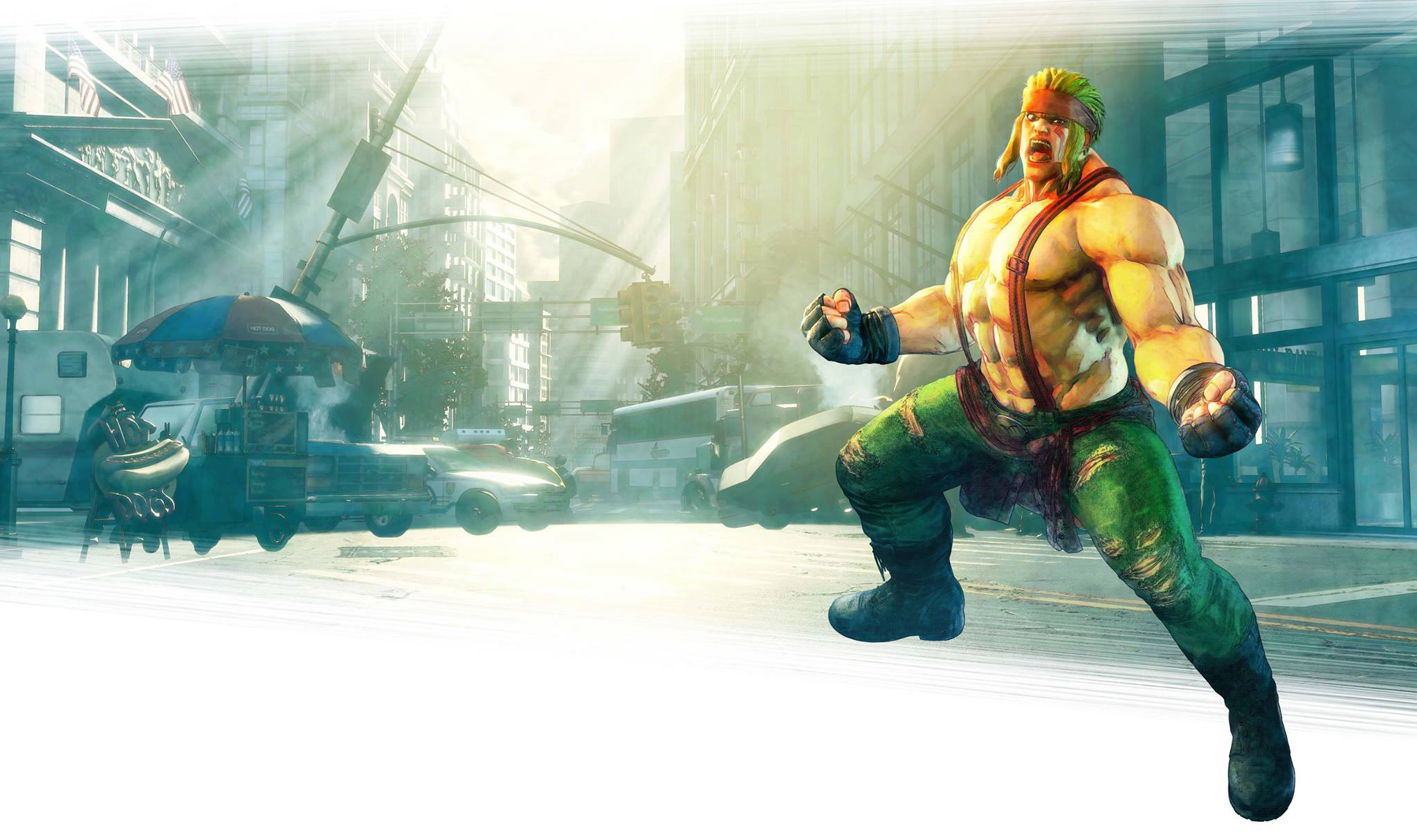 I KNEW something was bothering me about Alex's key art… – Street Fighter V  Message Board for PlayStation 4 – GameFAQs