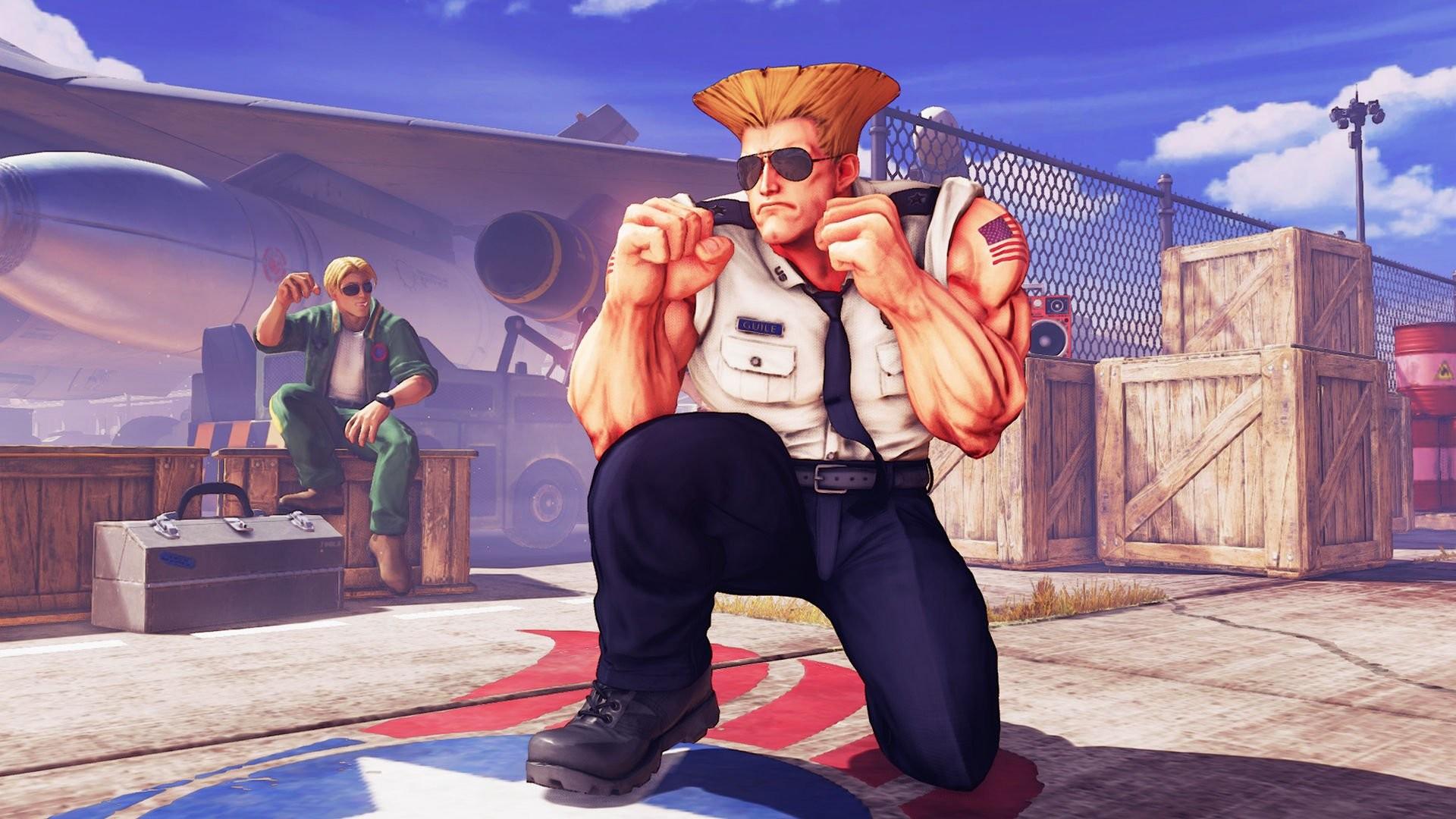 Video Game – Street Fighter V Wallpaper