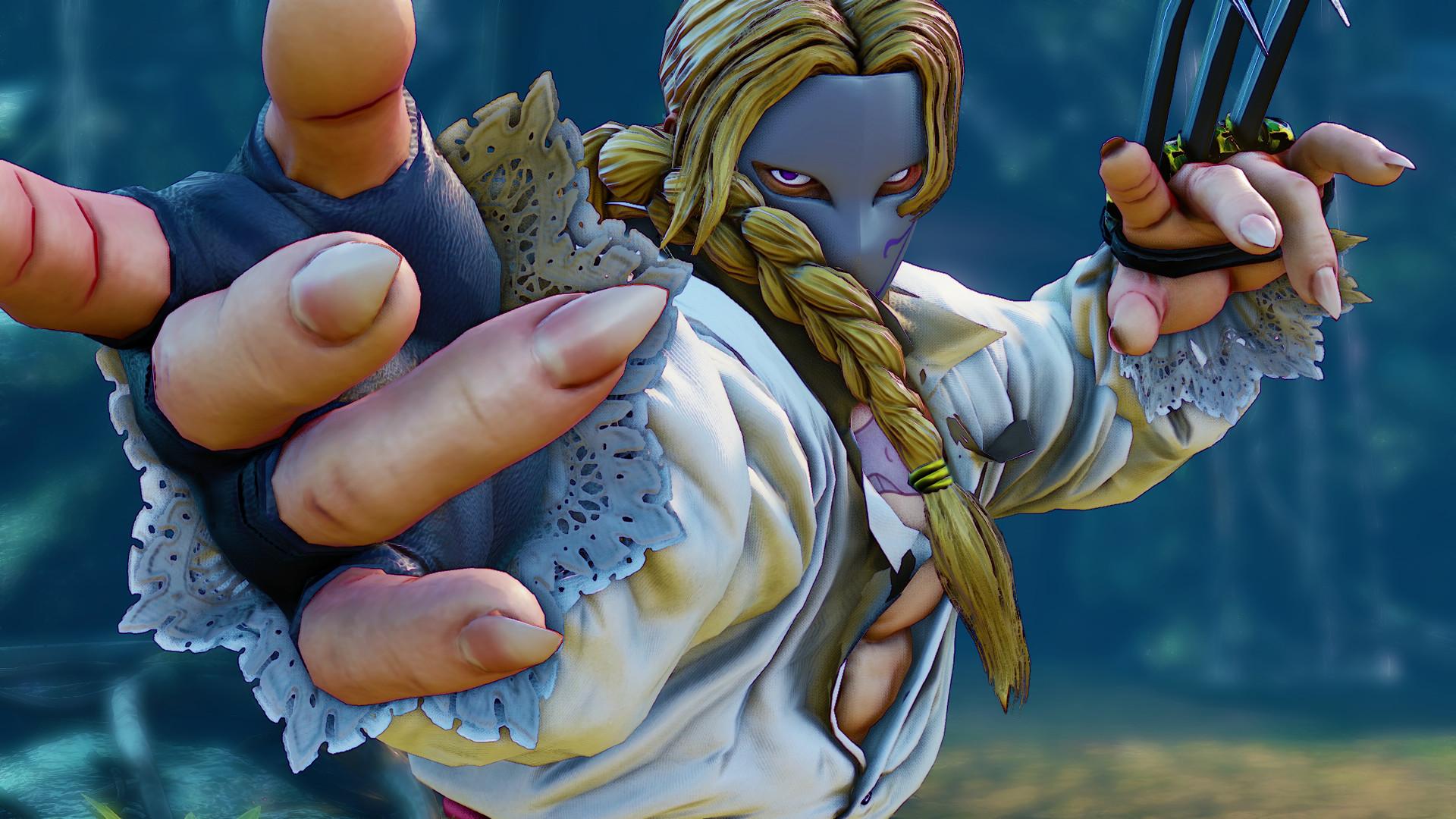 Vega the Spanish Ninja joins Street Fighter V Roster