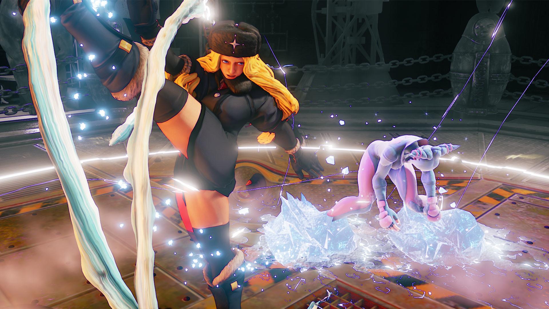 Kolin   Street Fighter V