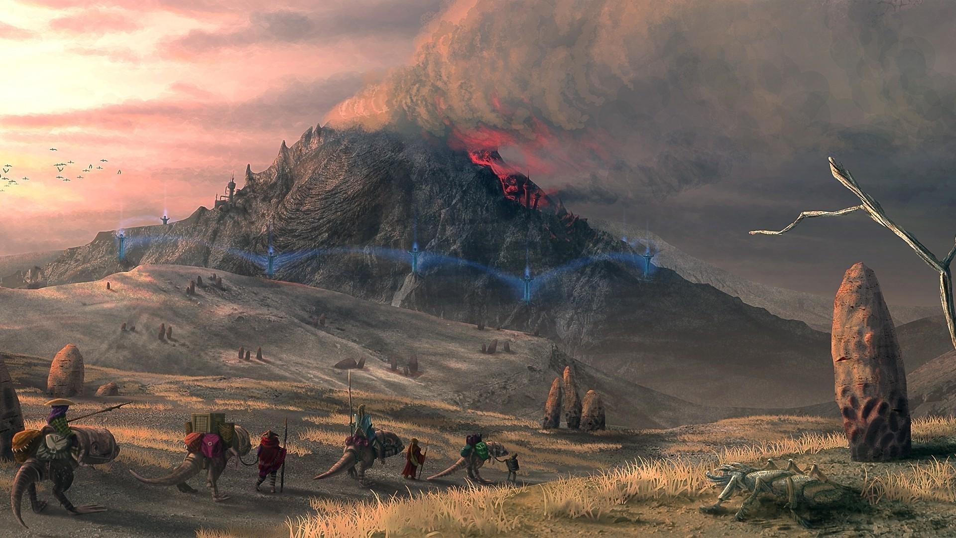 Video Game – The Elder Scrolls III: Morrowind Wallpaper