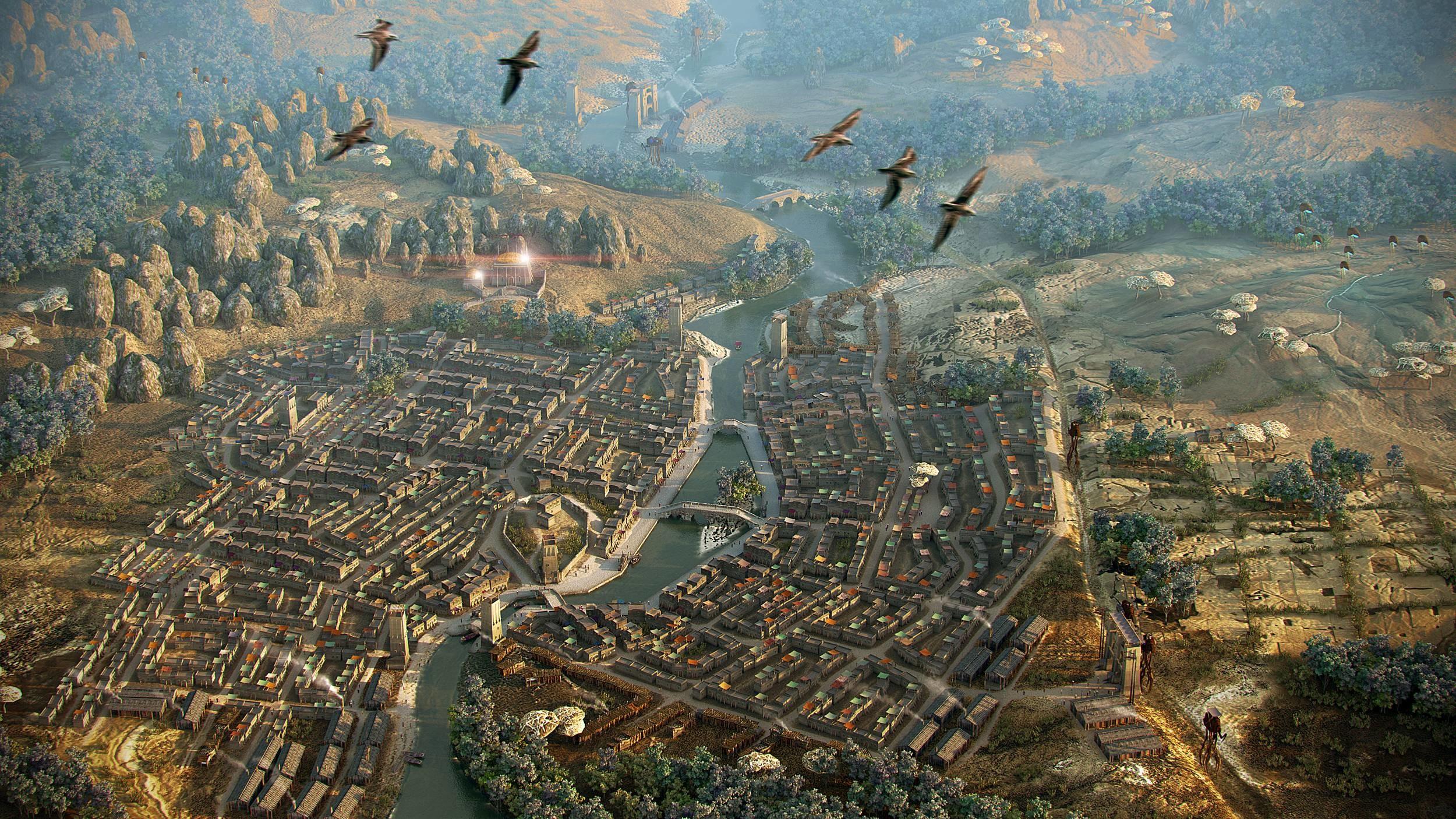 The Elder Scrolls III_ Morrowind Wallpaper 1 | Free HD Wallpaper .