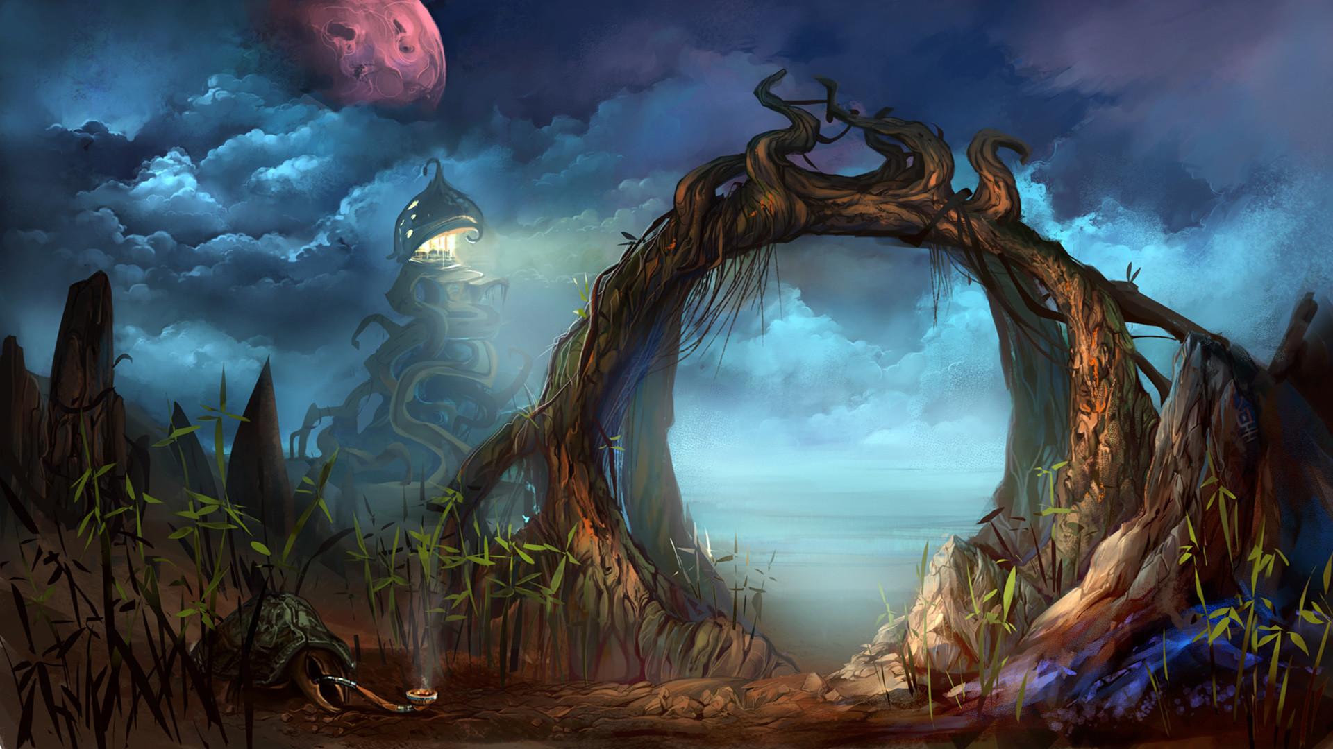 Video Game The Elder Scrolls III: Morrowind Wallpaper