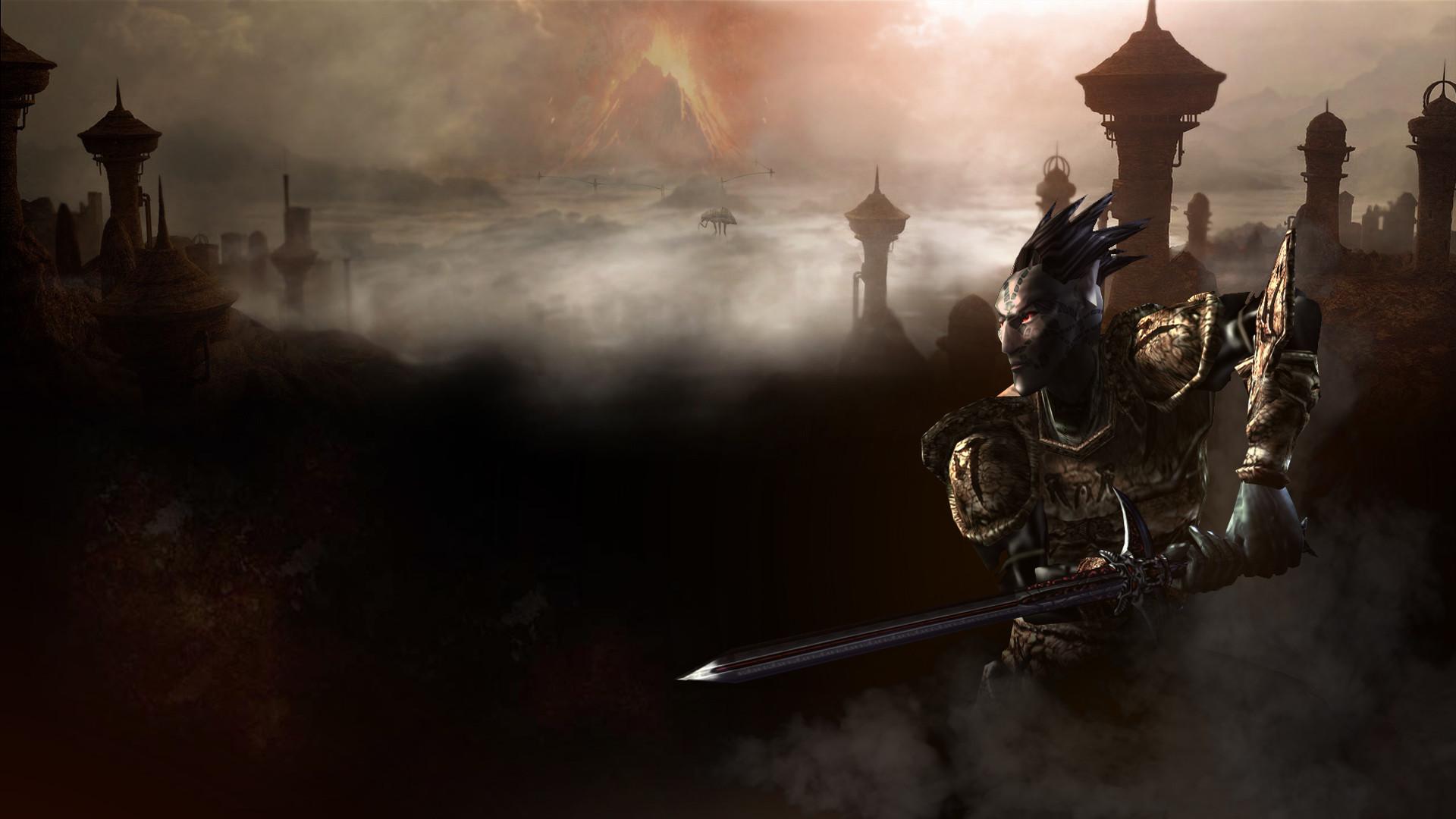 Morrowind Wallpaper by Revan1337 Morrowind Wallpaper by Revan1337