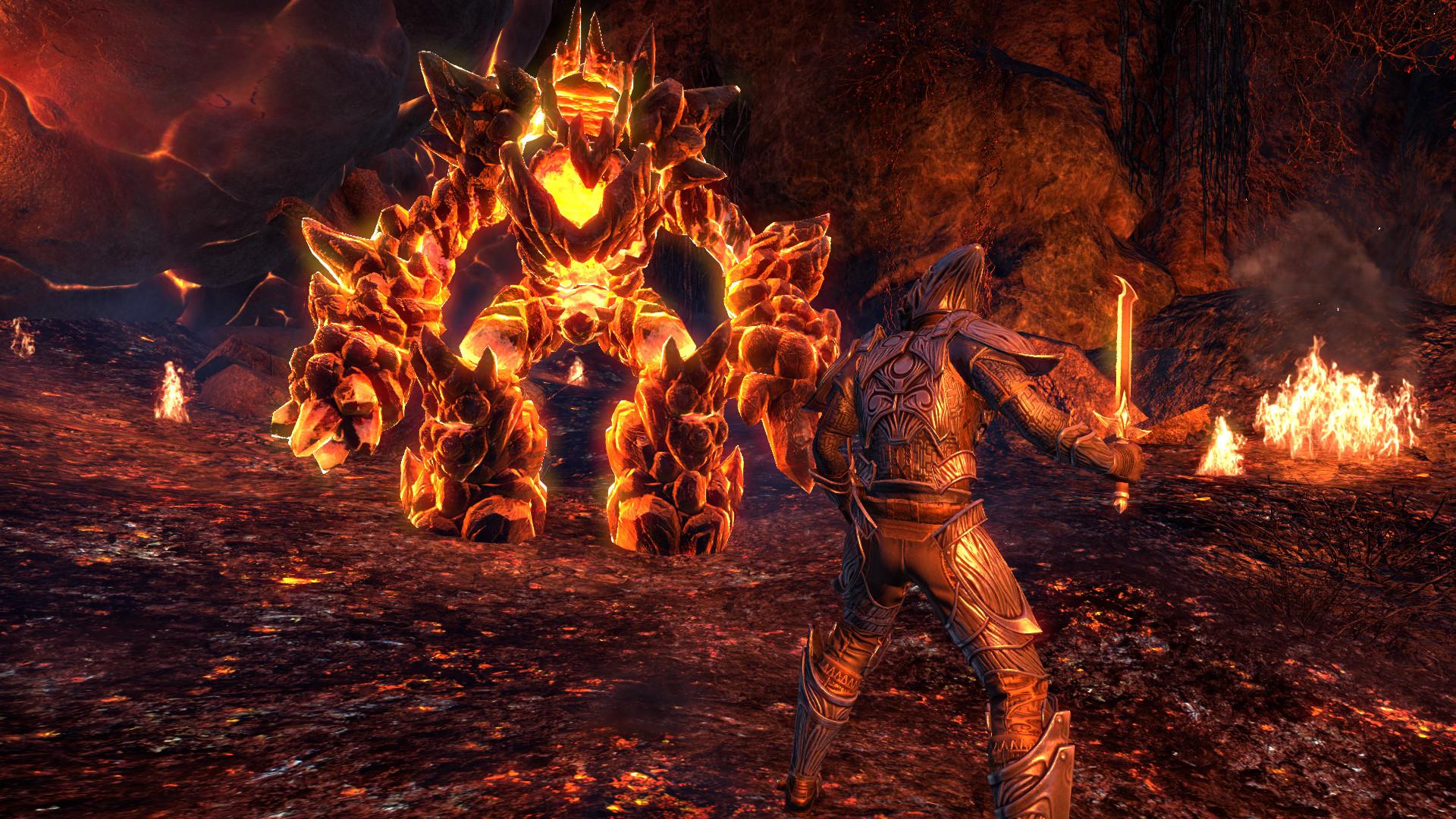 Video Game – The Elder Scrolls Online The Elder Scrolls Online: Morrowind  Wallpaper