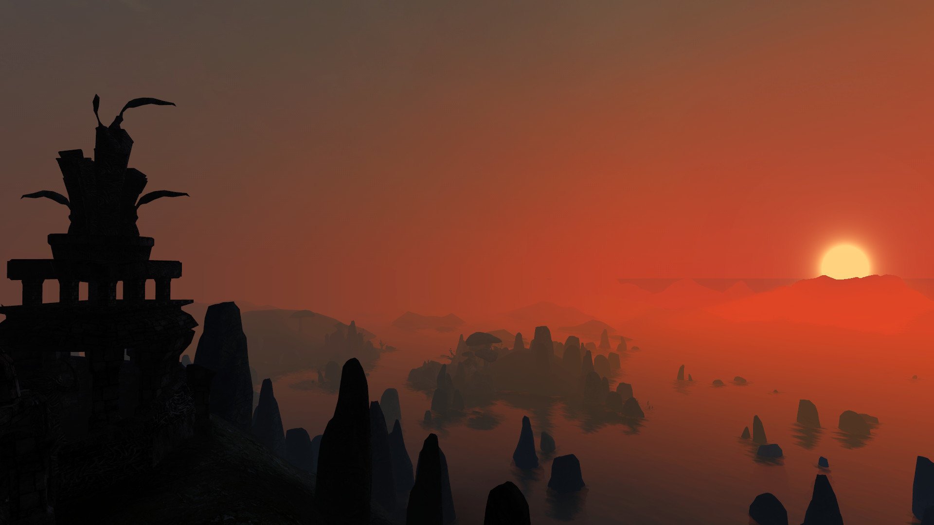Morrowind Overhaul – Sounds And Graphics at Morrowind Nexus – mods and  community