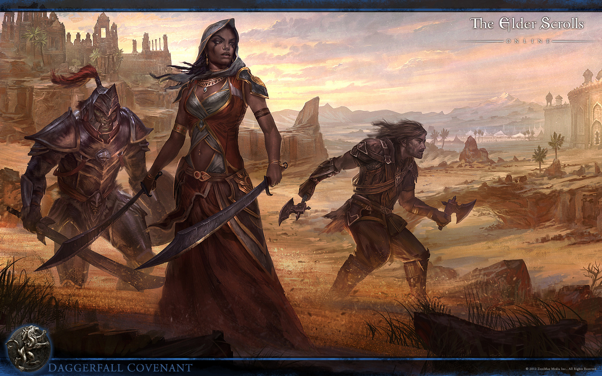The Elder Scrolls Online Wallpapers HD Wallpapers 1920×1200