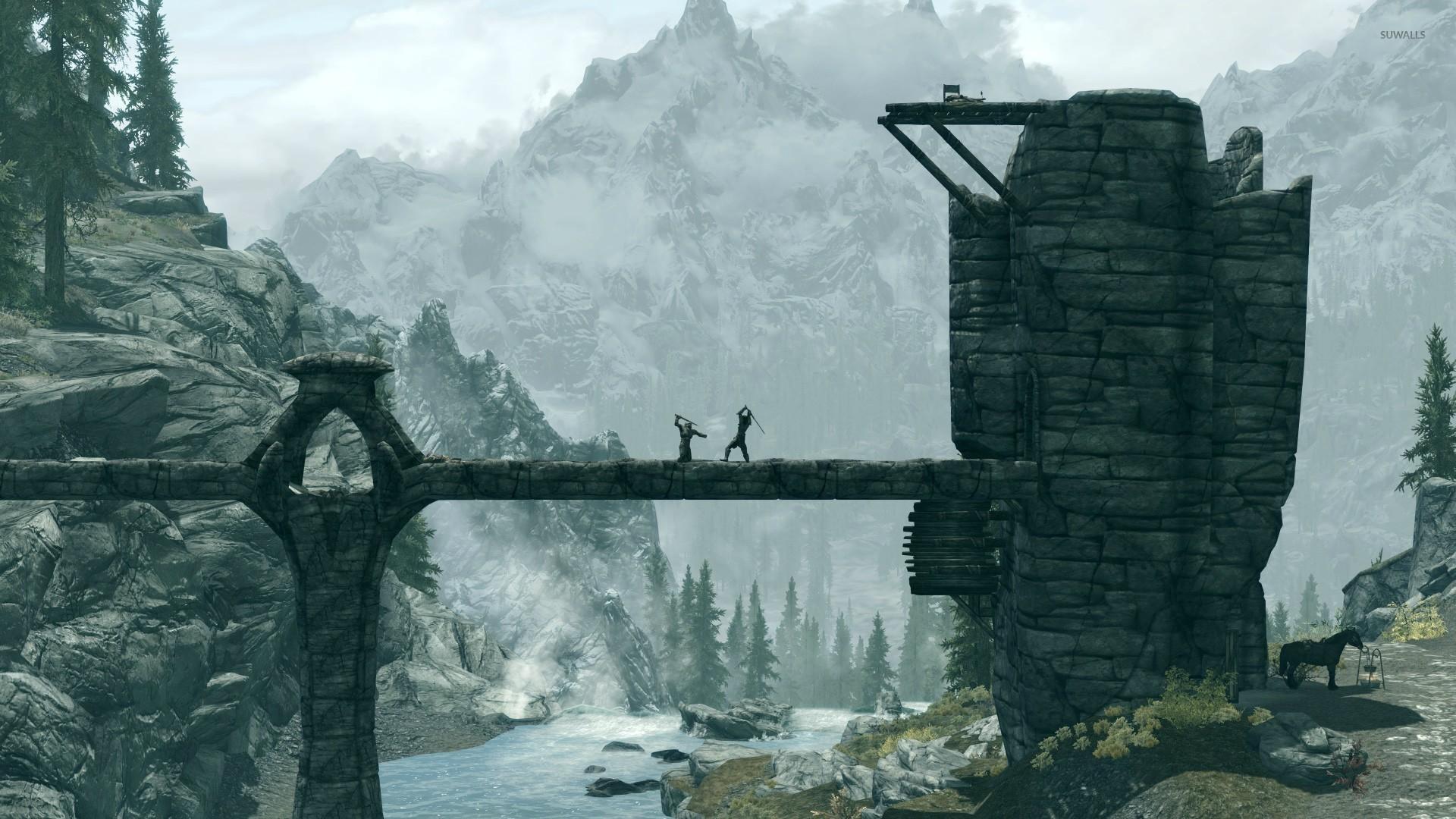 The Elder Scrolls V: Skyrim [31] wallpaper jpg