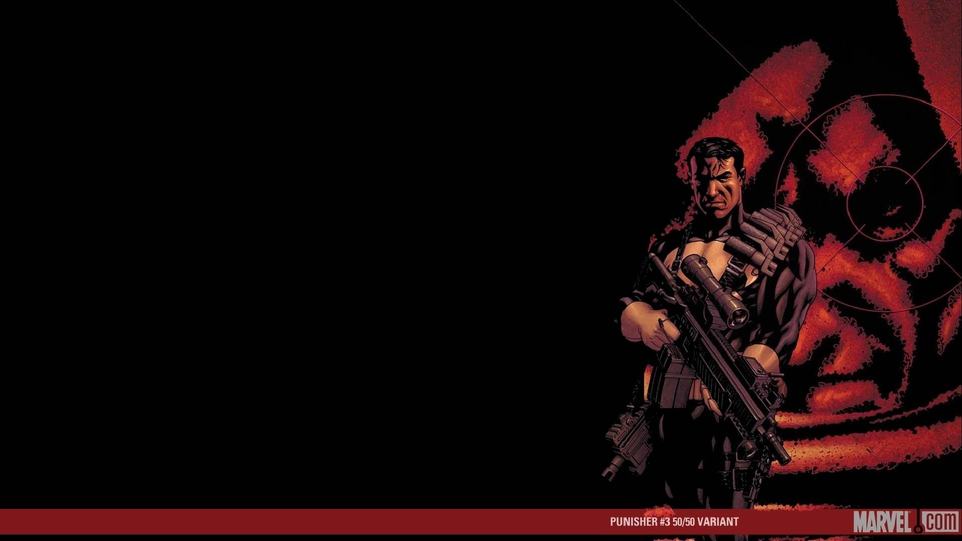 Comics – The Punisher Frank Castle Punisher Wallpaper