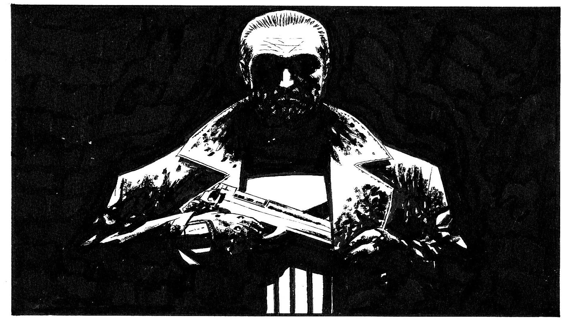 Comics – The Punisher Wallpaper