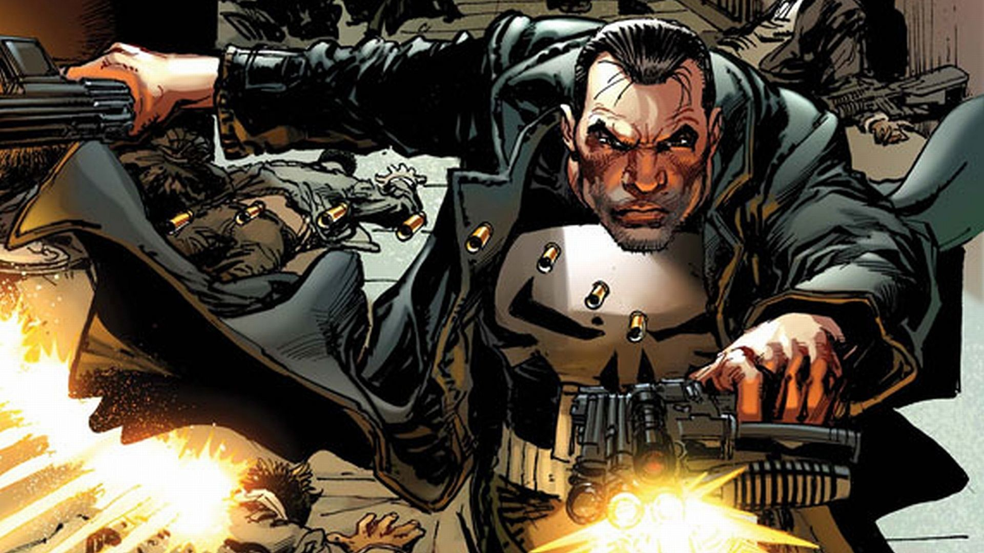 112 Punisher HD Wallpapers