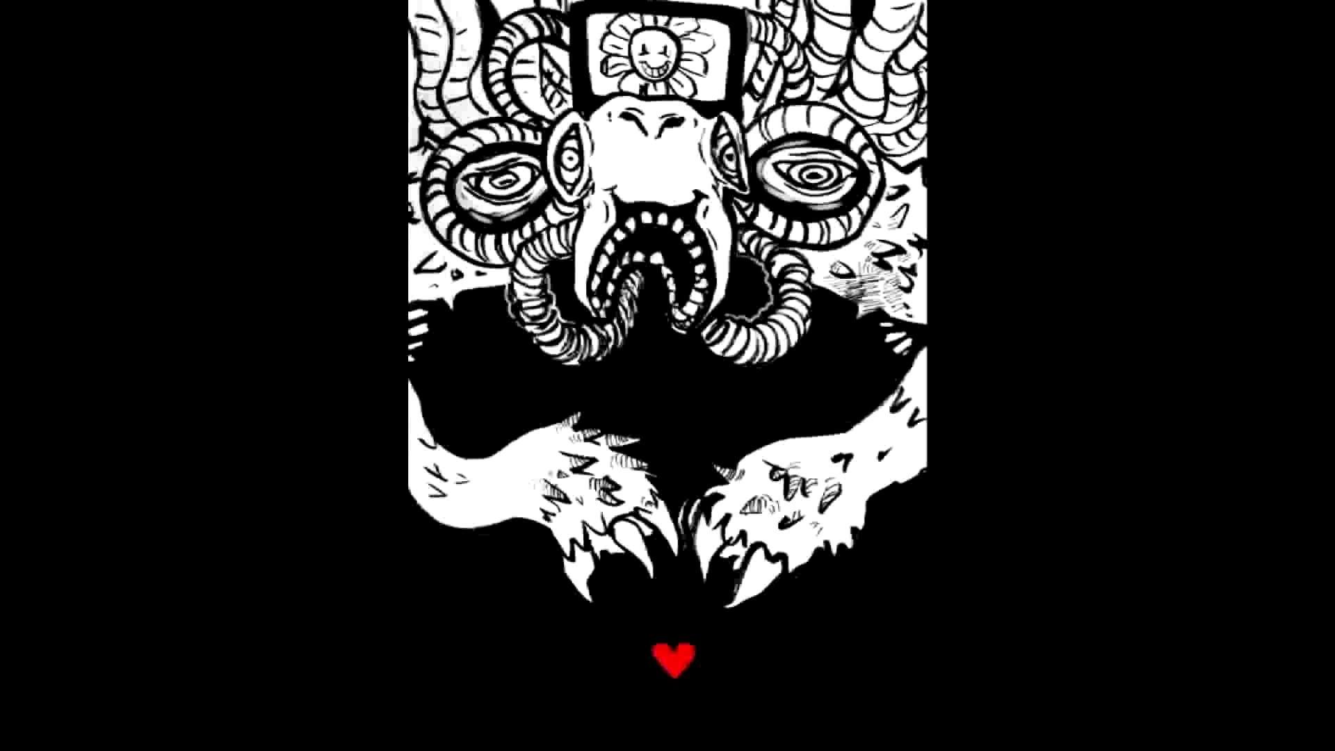 [Undertale] Your Best Nightmare – Omega Flowey Breakcore Edition – YouTube