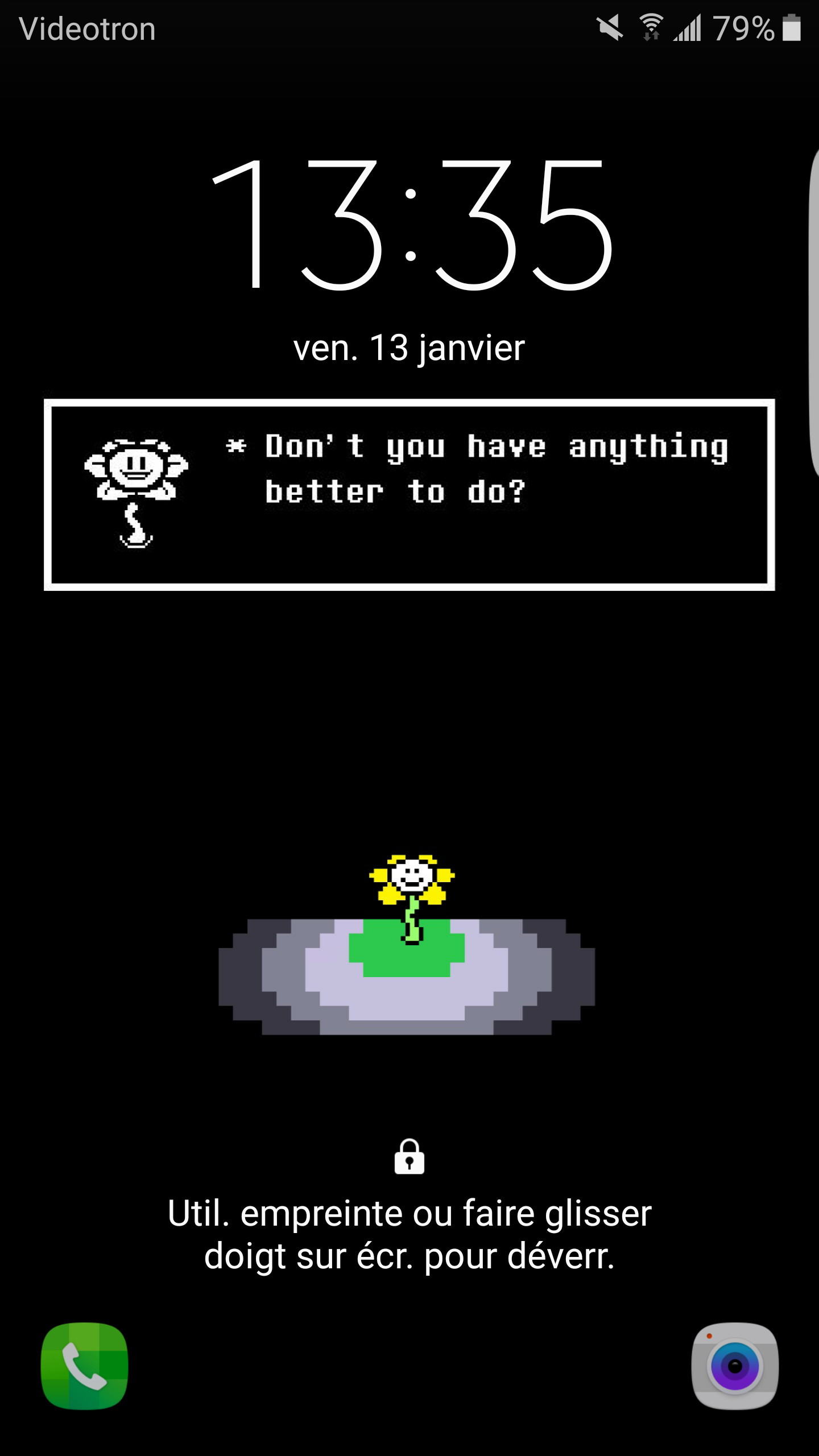 FREE Flowey wallpaper by CatasCreations FREE Flowey wallpaper by  CatasCreations