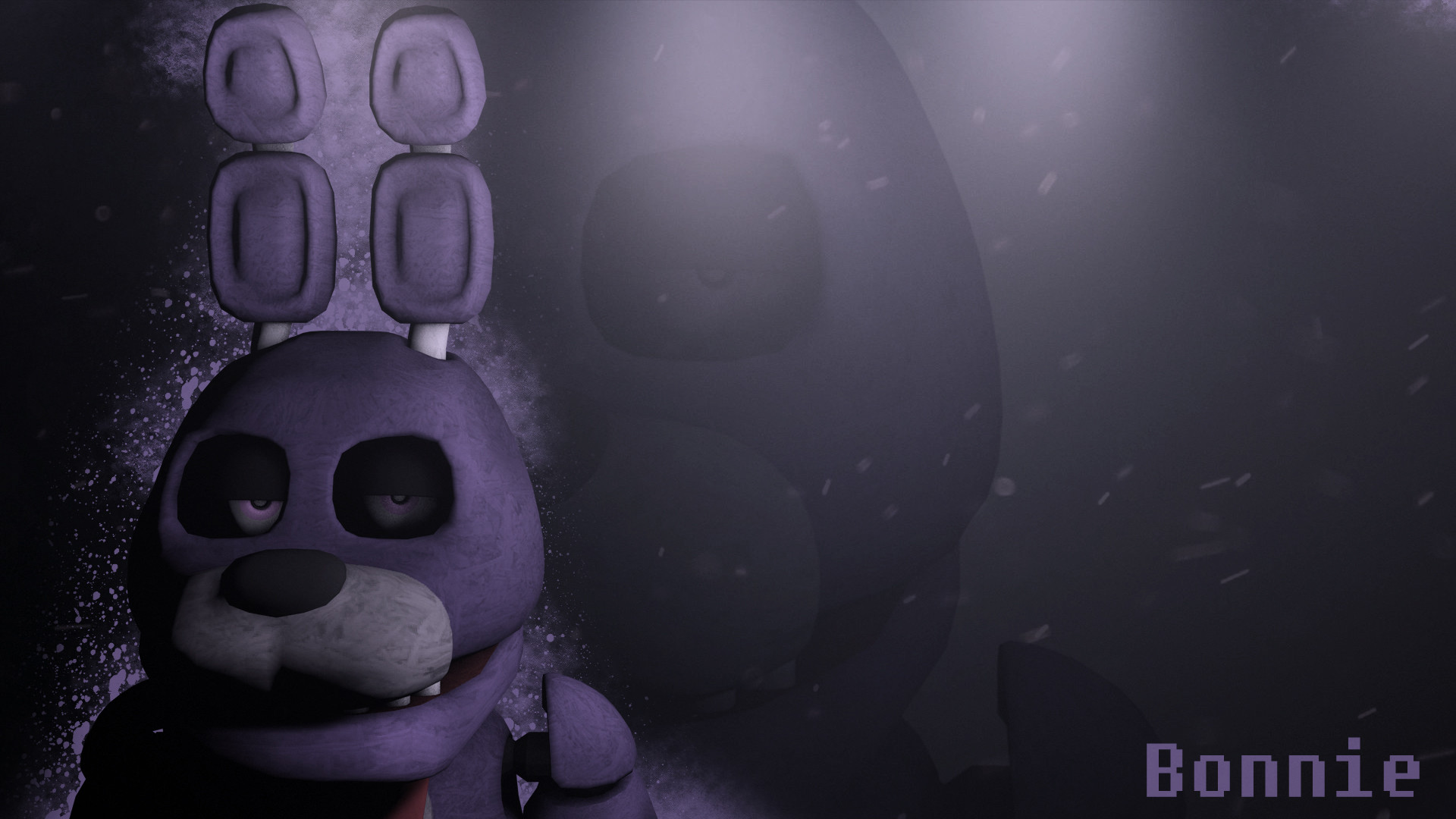 … Five Nights at Freddy's Bonnie Wallpaper DOWNLOAD by NiksonYT