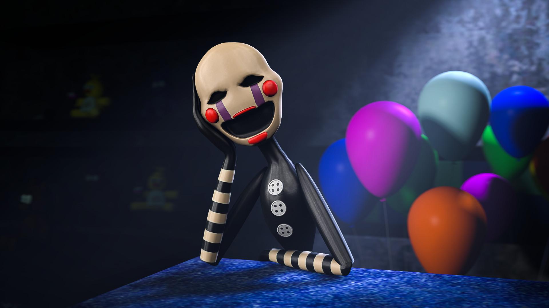 Marionette Live Wallpaper