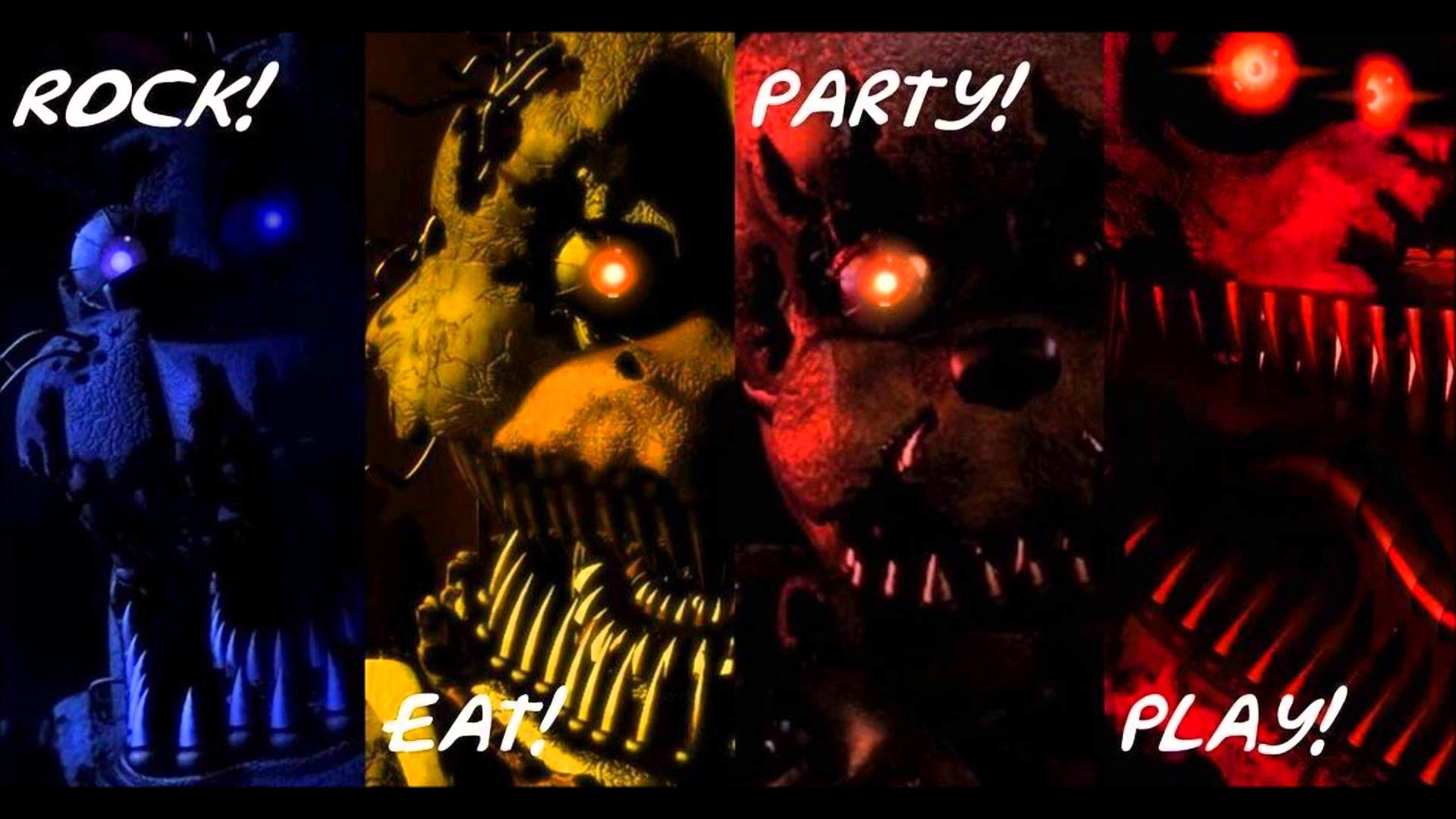 Five Nights at Freddy's 4 Song – I Got No Time (FNAF4) – The Living  Tombstone-Slowed Down – YouTube