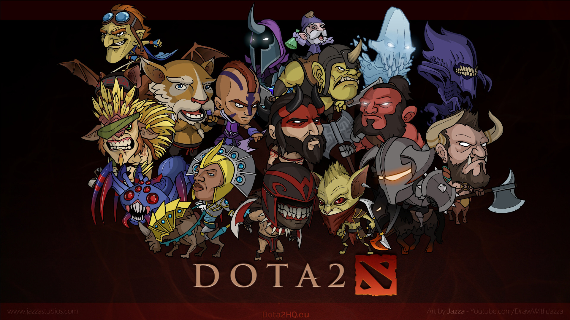Full HD 1080p Dota 2 Wallpapers HD, Desktop Backgrounds 1920×1080, Images  and Pictures