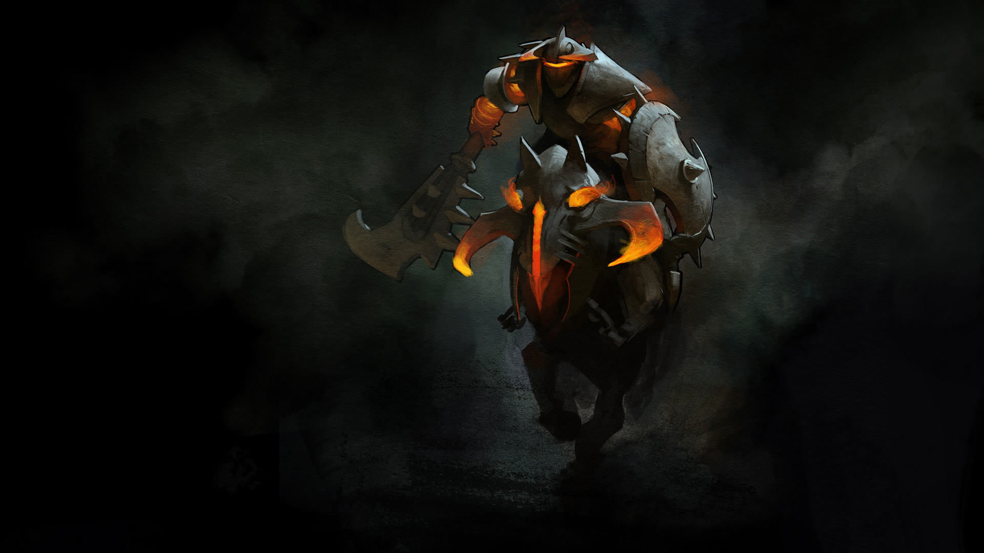 Chaos Knight – DotA 2 HD Wallpaper 1920×1080