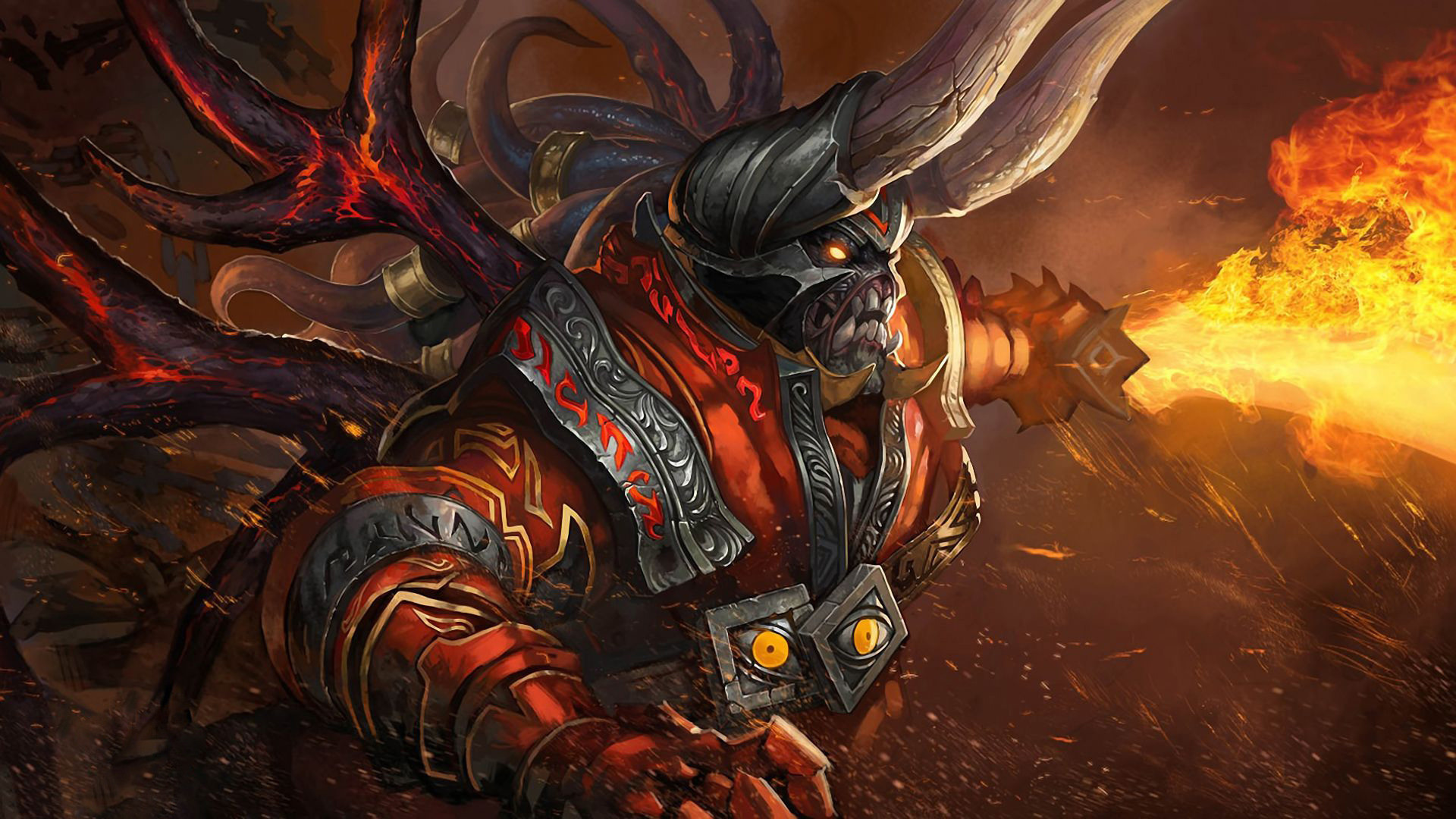 Dota 2 Pudge Images Is Cool Wallpapers | Ilustraciones | Pinterest | Free  credit report and Wallpaper